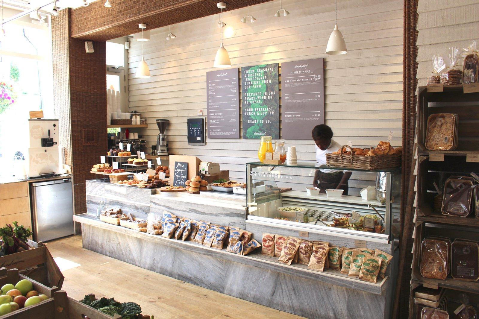 Daylesford Organic Cafe London