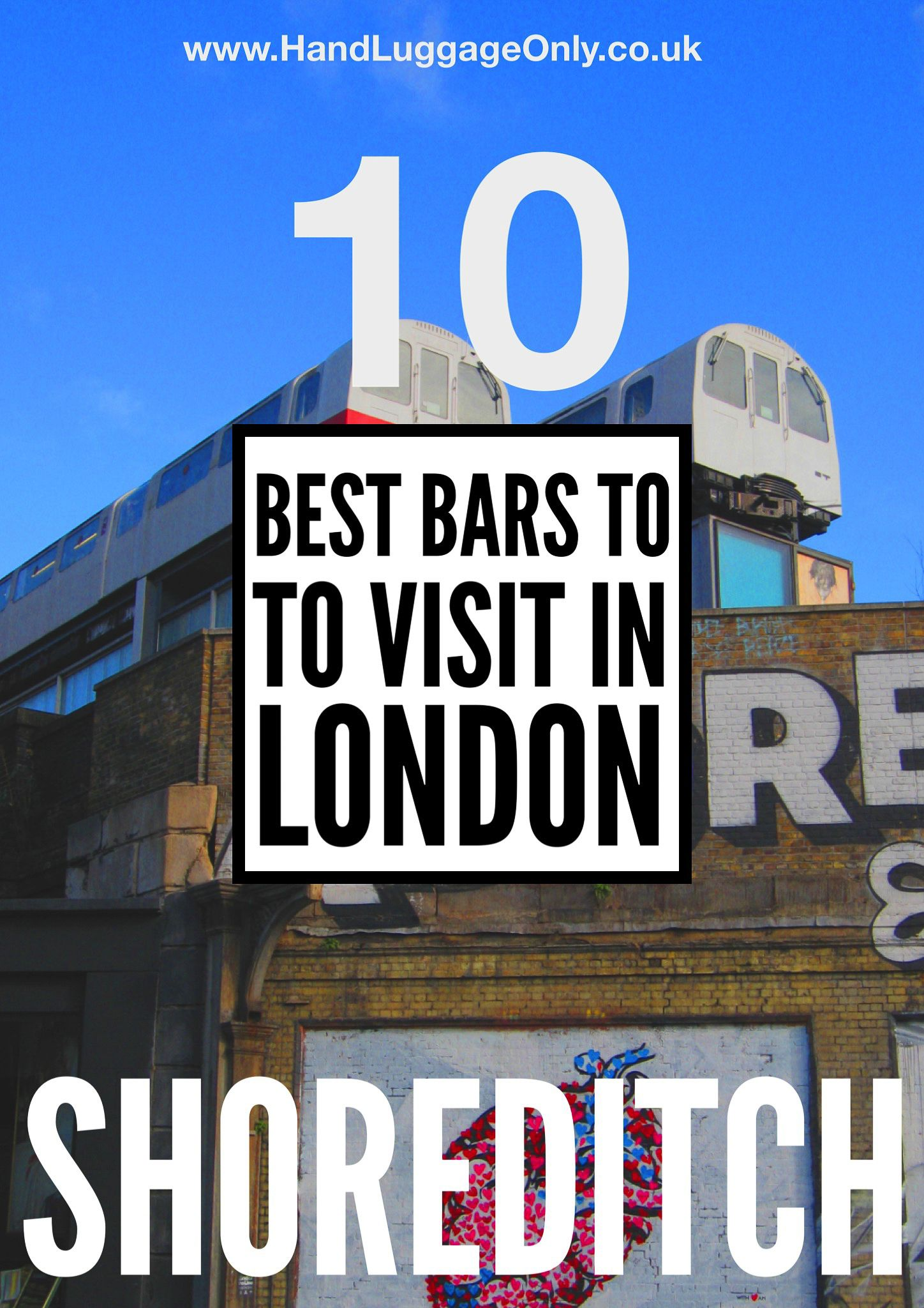 Shoreditch London Uk: 10 Unique Bars In Shoreditch, London