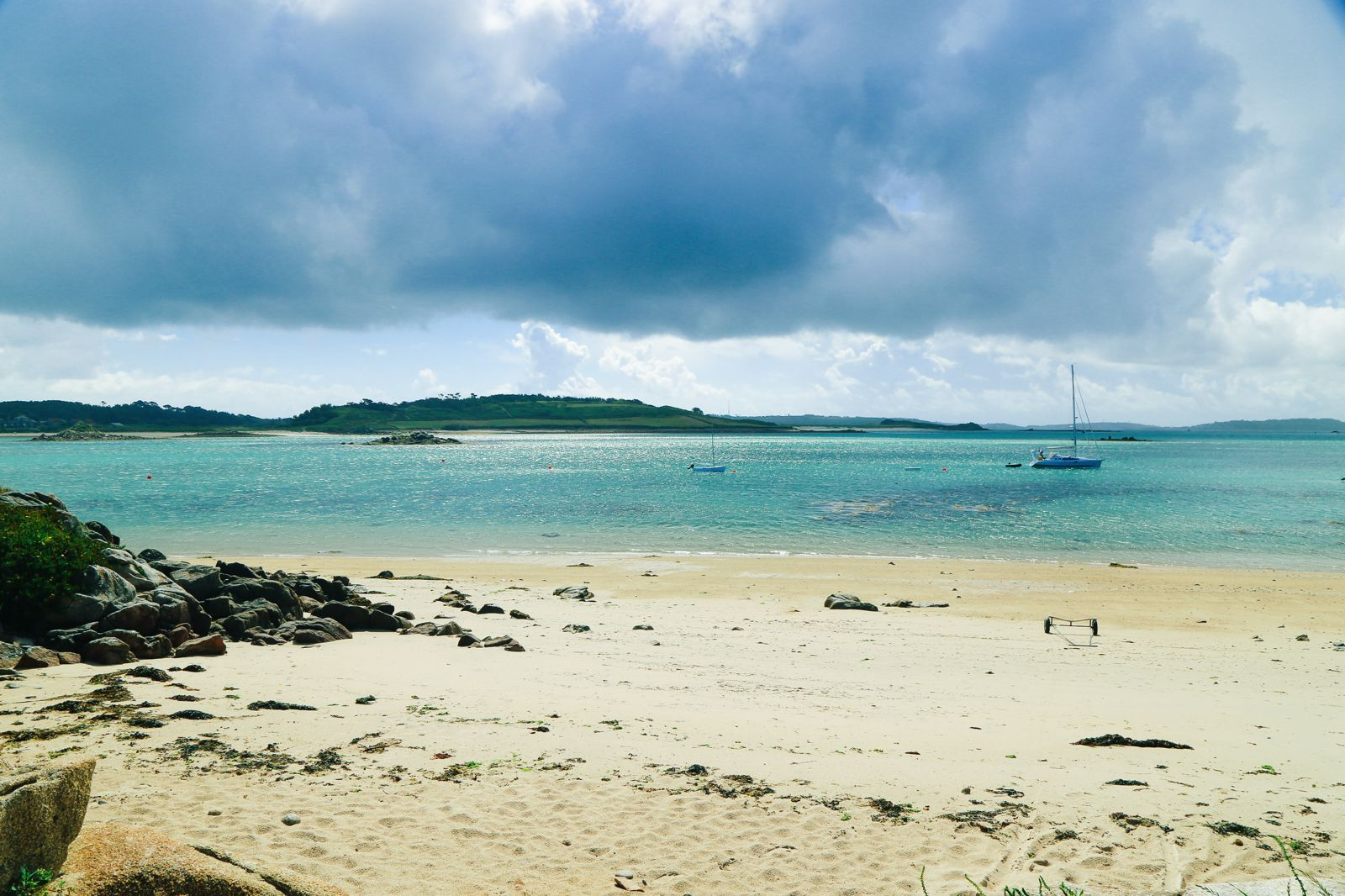 Kayaking in Bryher, Honesty Boxes and Tropical Island Hues... In Bryher Island, Isles of Scilly, UK (6)