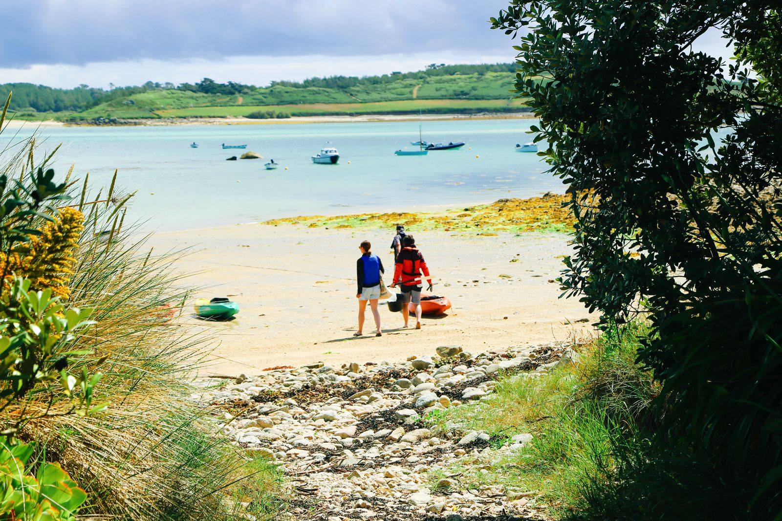 Kayaking in Bryher, Honesty Boxes and Tropical Island Hues... In Bryher Island, Isles of Scilly, UK (15)
