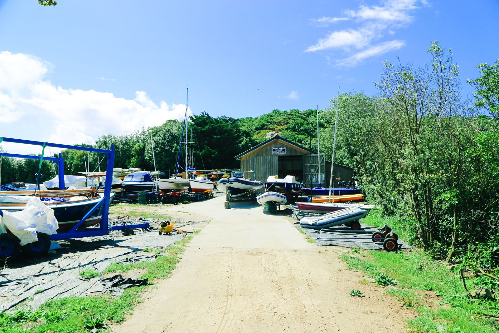 Kayaking in Bryher, Honesty Boxes and Tropical Island Hues... In Bryher Island, Isles of Scilly, UK (17)