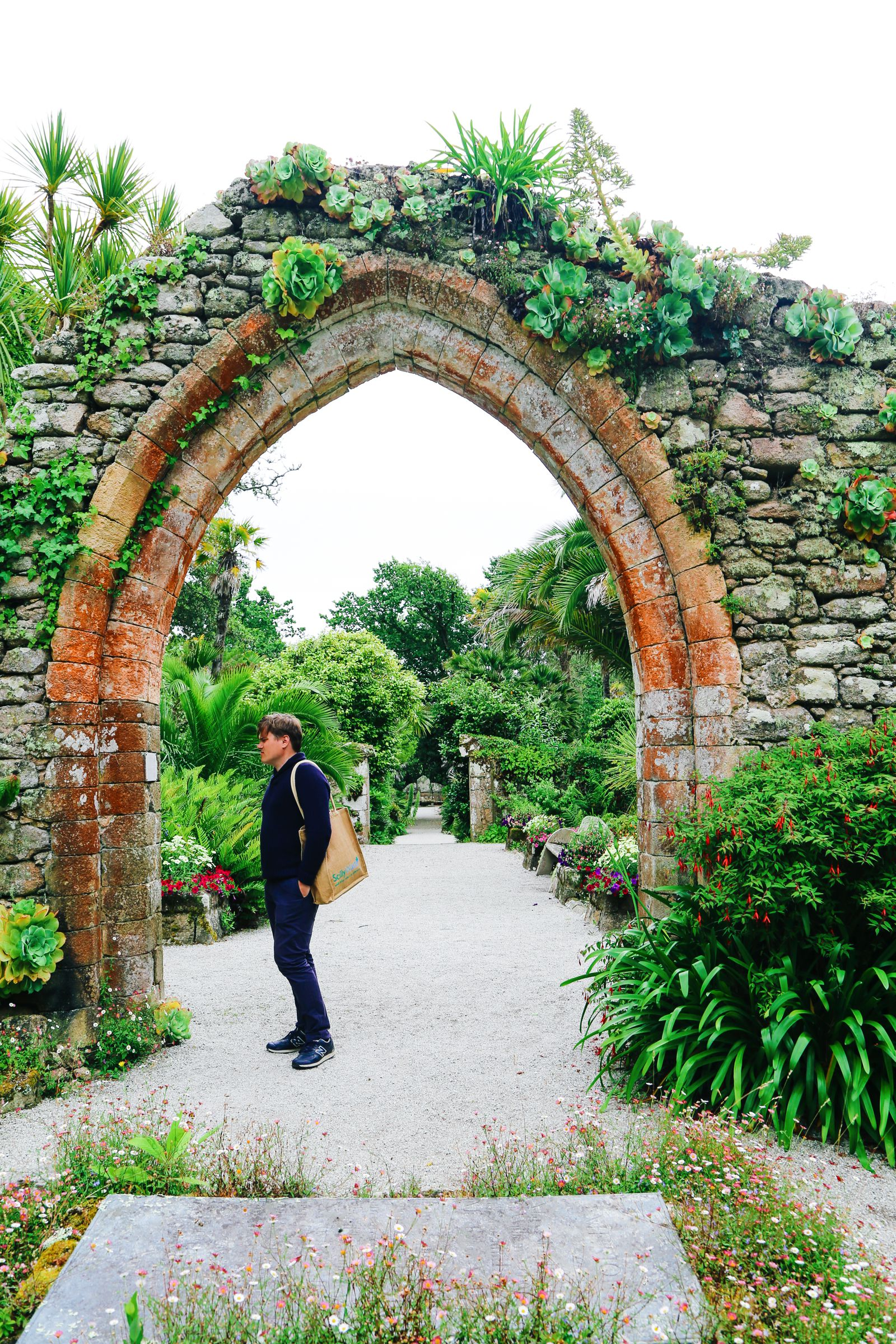 A Day On Tresco Island! Tresco Abbey Gardens (42)