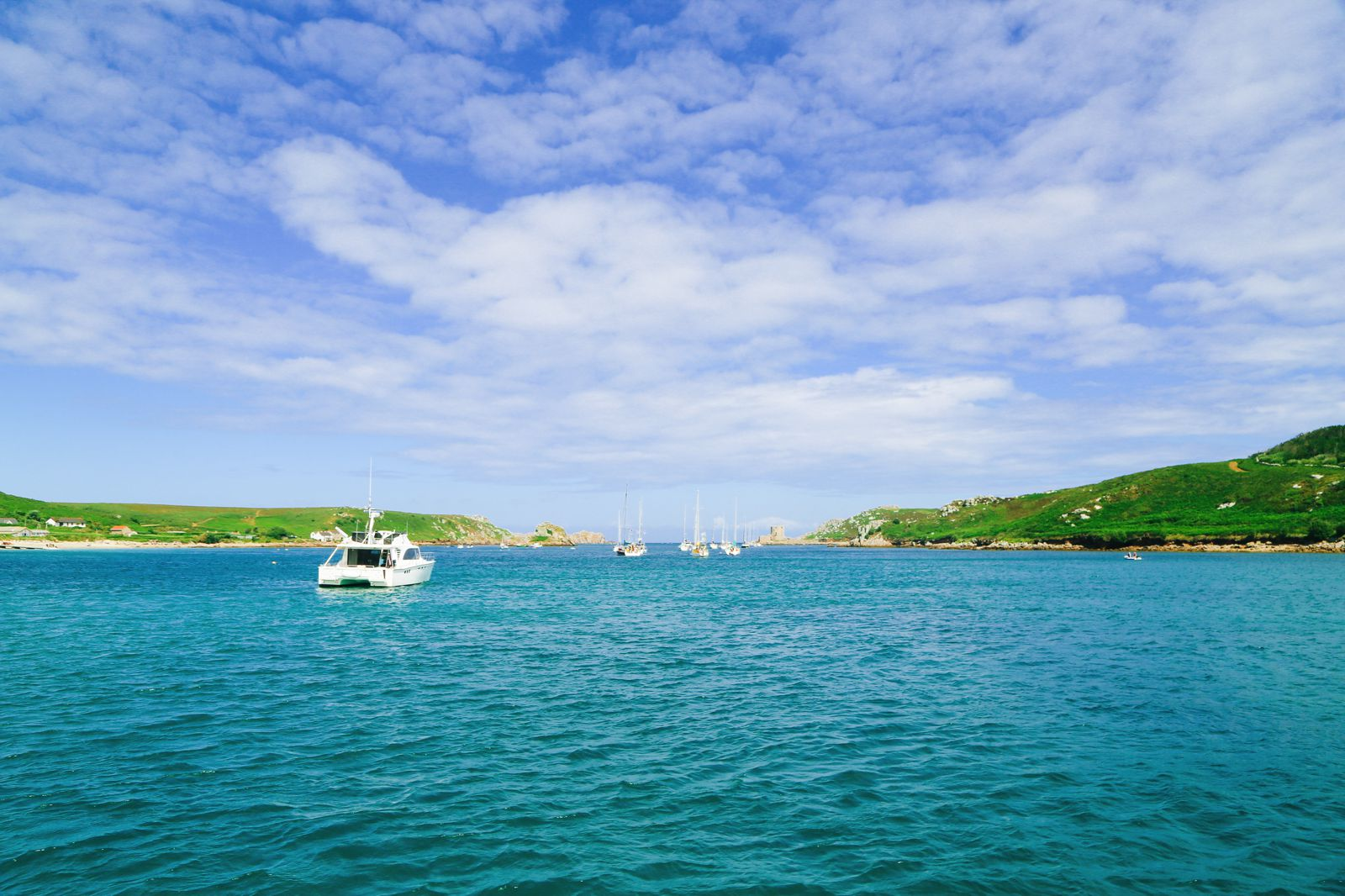 Birds Of A Feather And The Clear Blues Of St Agnes Island, Isles of Scilly (1)