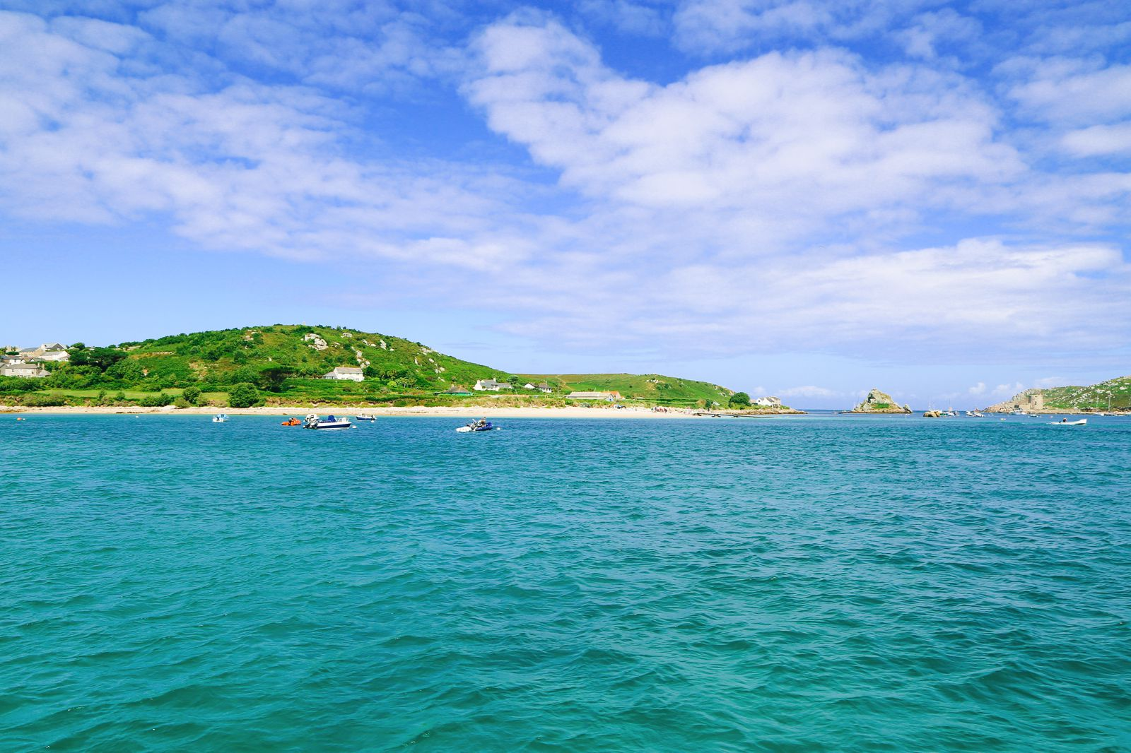 Birds Of A Feather And The Clear Blues Of St Agnes Island, Isles of Scilly (2)