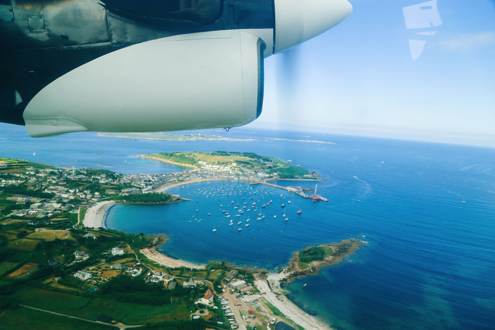 Final Day In The Isles Of Scilly! (Plus The Amazing View On The Way Back Home!) - In St Mary's Island (54)