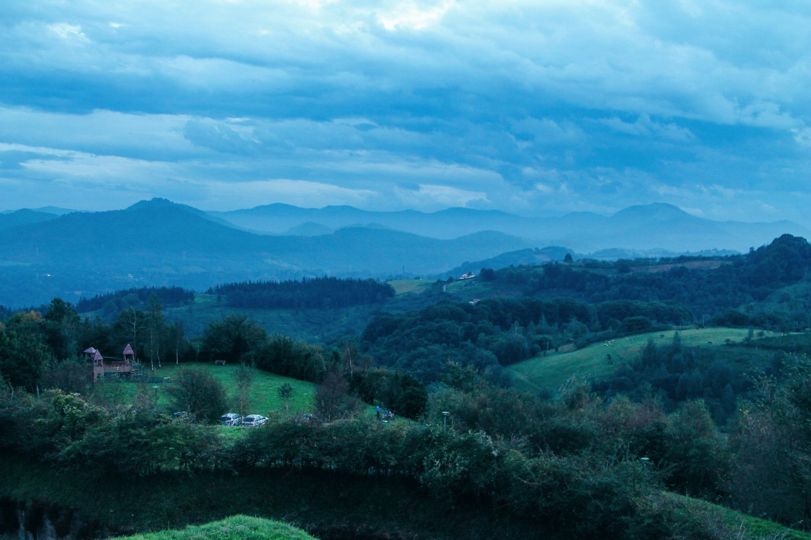 A Dusky Evening In The Spanish Basque Country (45)