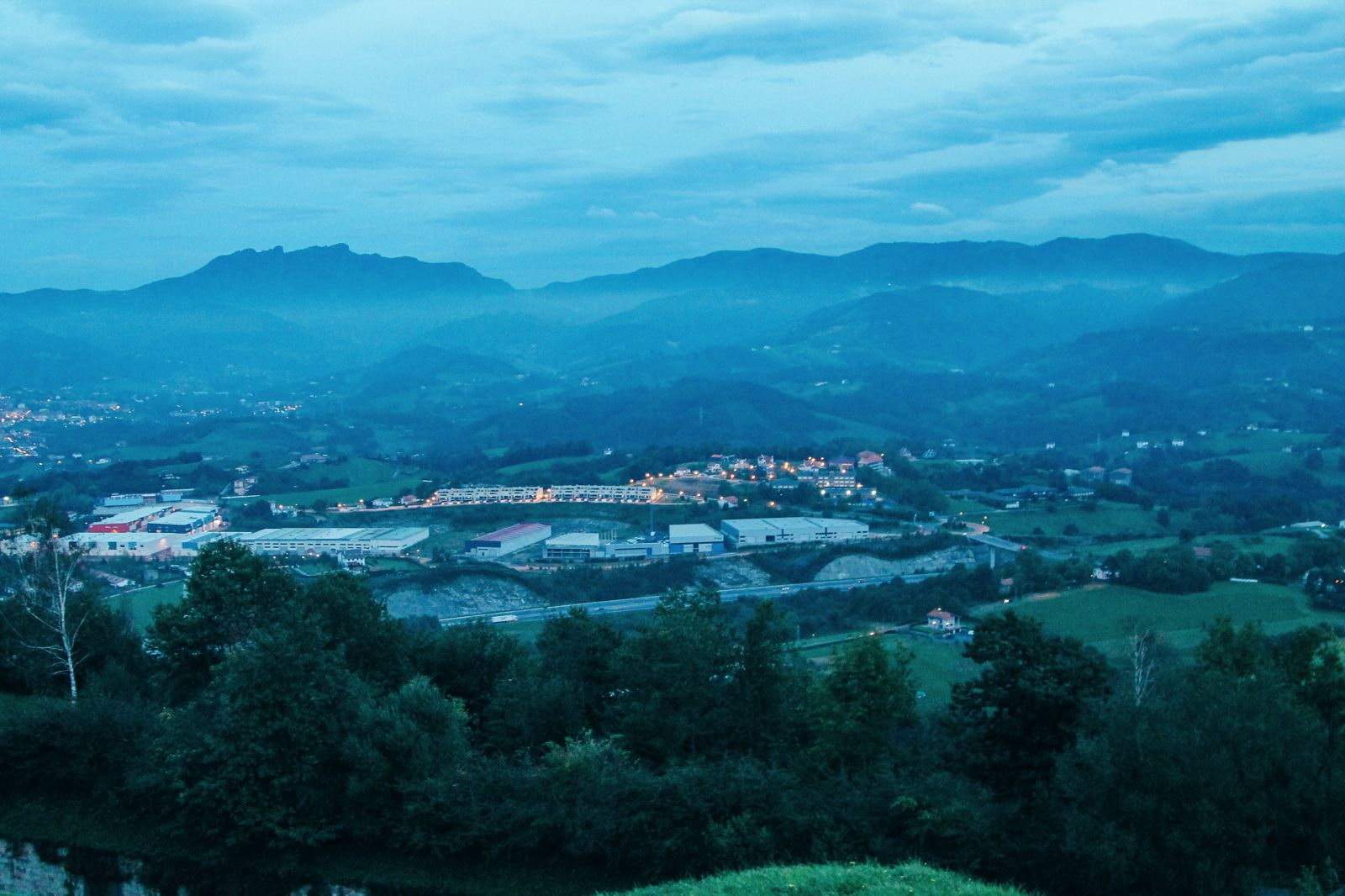 A Dusky Evening In The Spanish Basque Country (47)