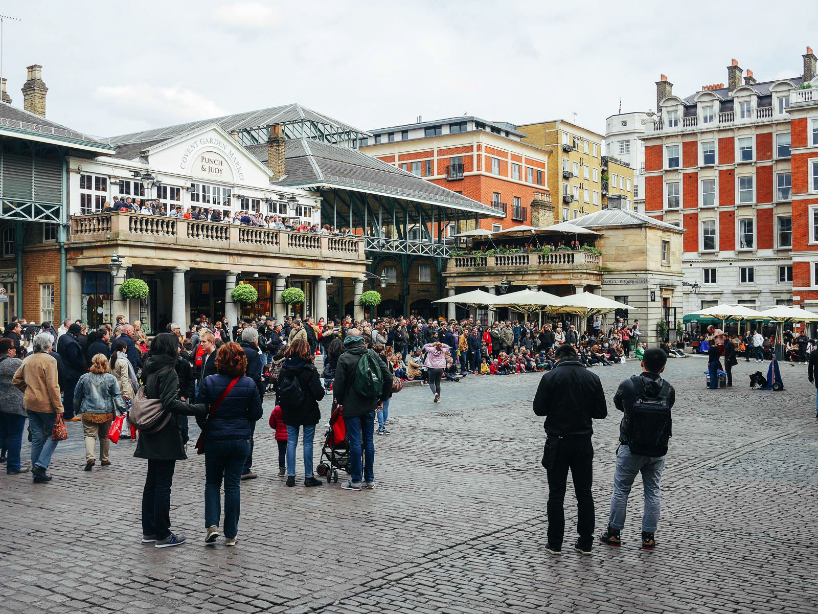 London's Most Famous District: Covent Garden - What To See, Eat & Do! (13)