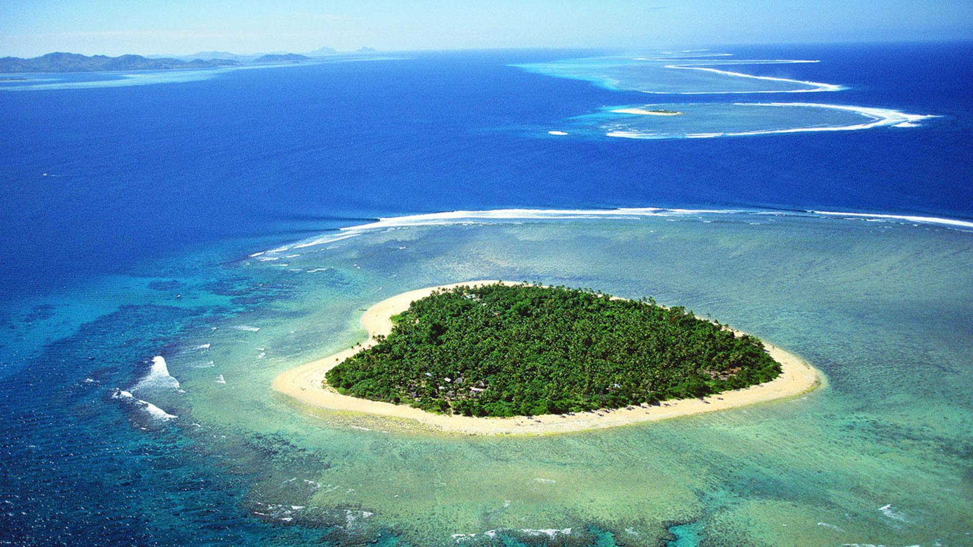 You Need To Visit This Tiny Little Heart-Shaped Island! (1)