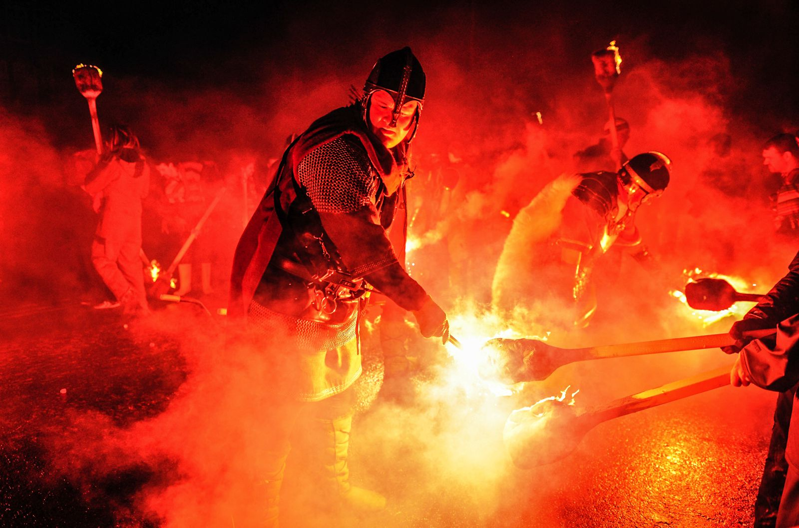 How To See An Authentic Viking Festival In Scotland (2)