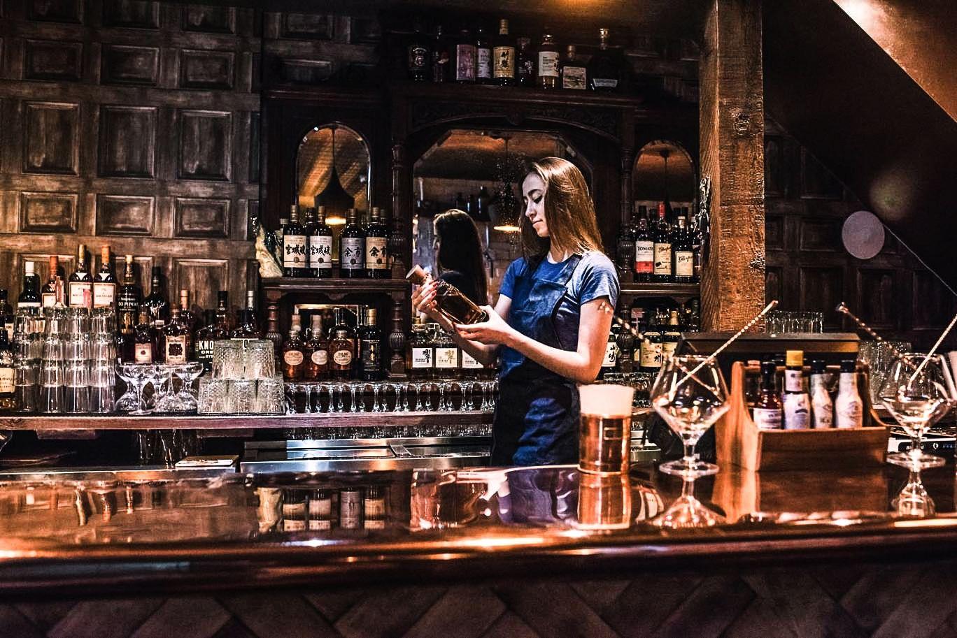 10 Unique Bars In Shoreditch, London (1)