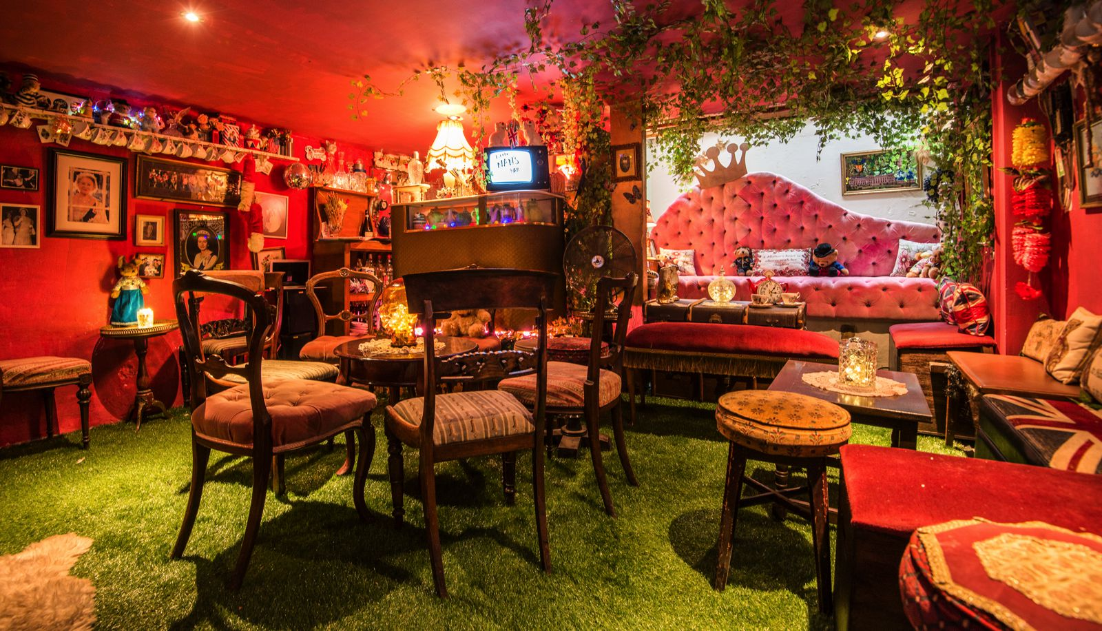 10 Unique Bars In Shoreditch, London (7)