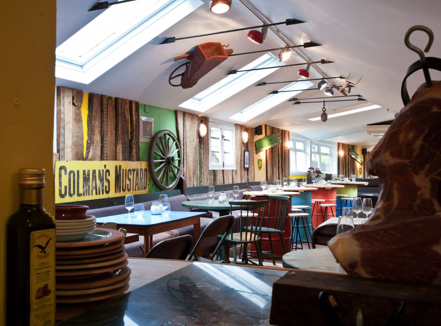 Secret Eats in London: Where to Eat Delicious food in Notting Hill (2)