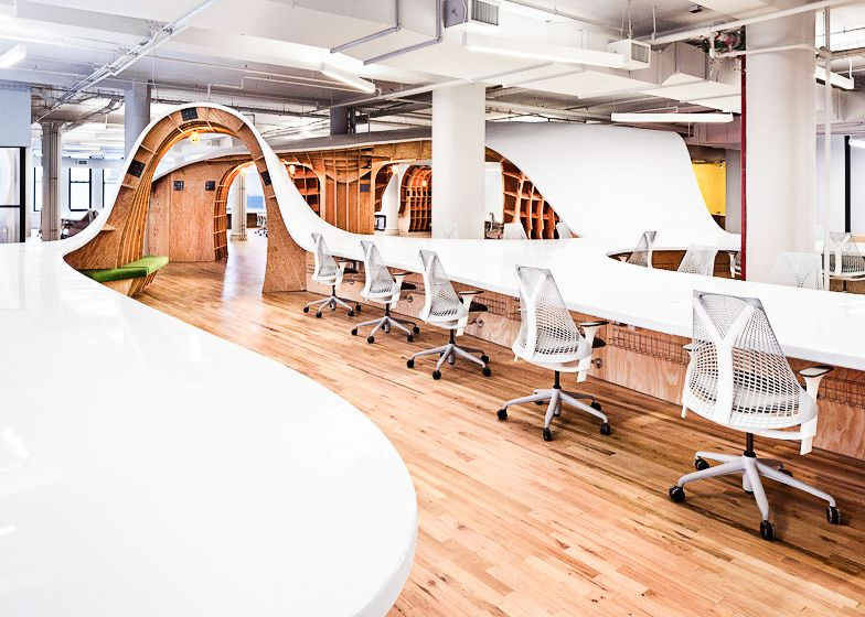 12 Ultra Awesome Offices That You Will Want To Work In