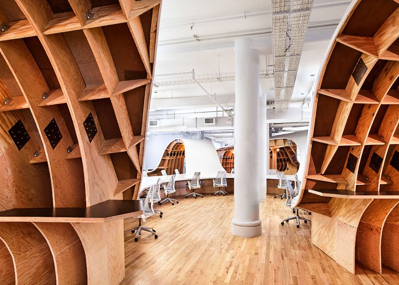 Ultra Cool Office Spaces That You Will Want To Work In (4)