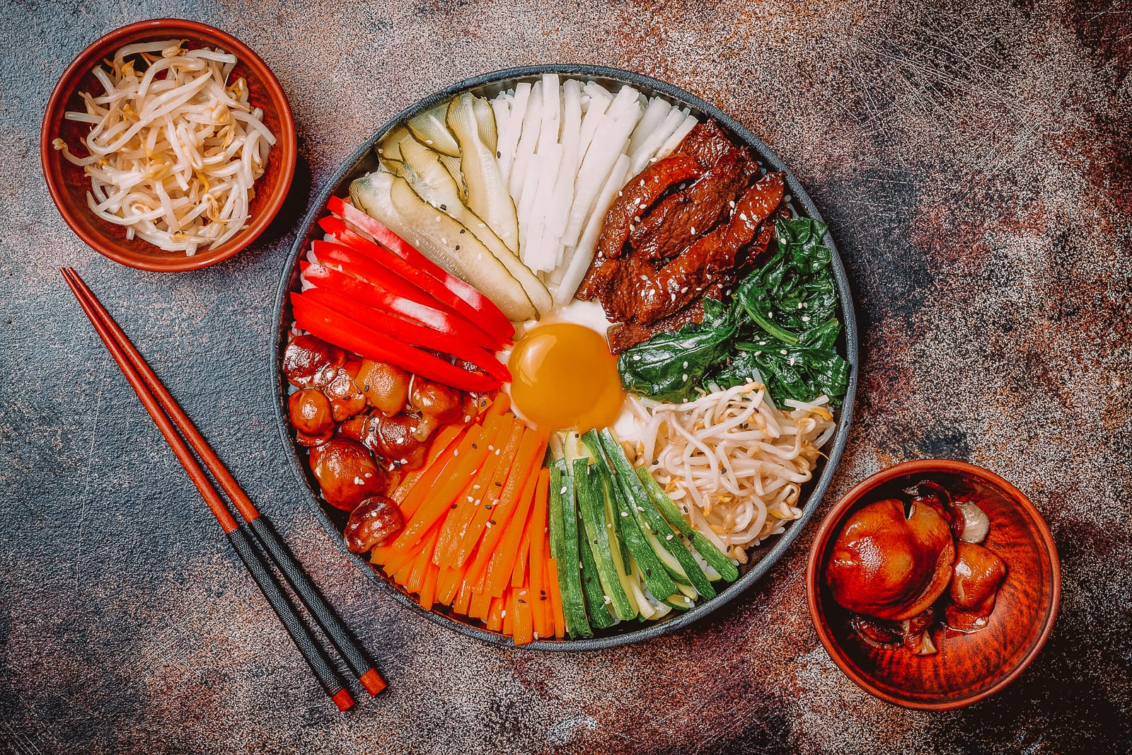12 Best South Korean Food And Dishes To Try Hand Luggage Only Travel Food Photography Blog