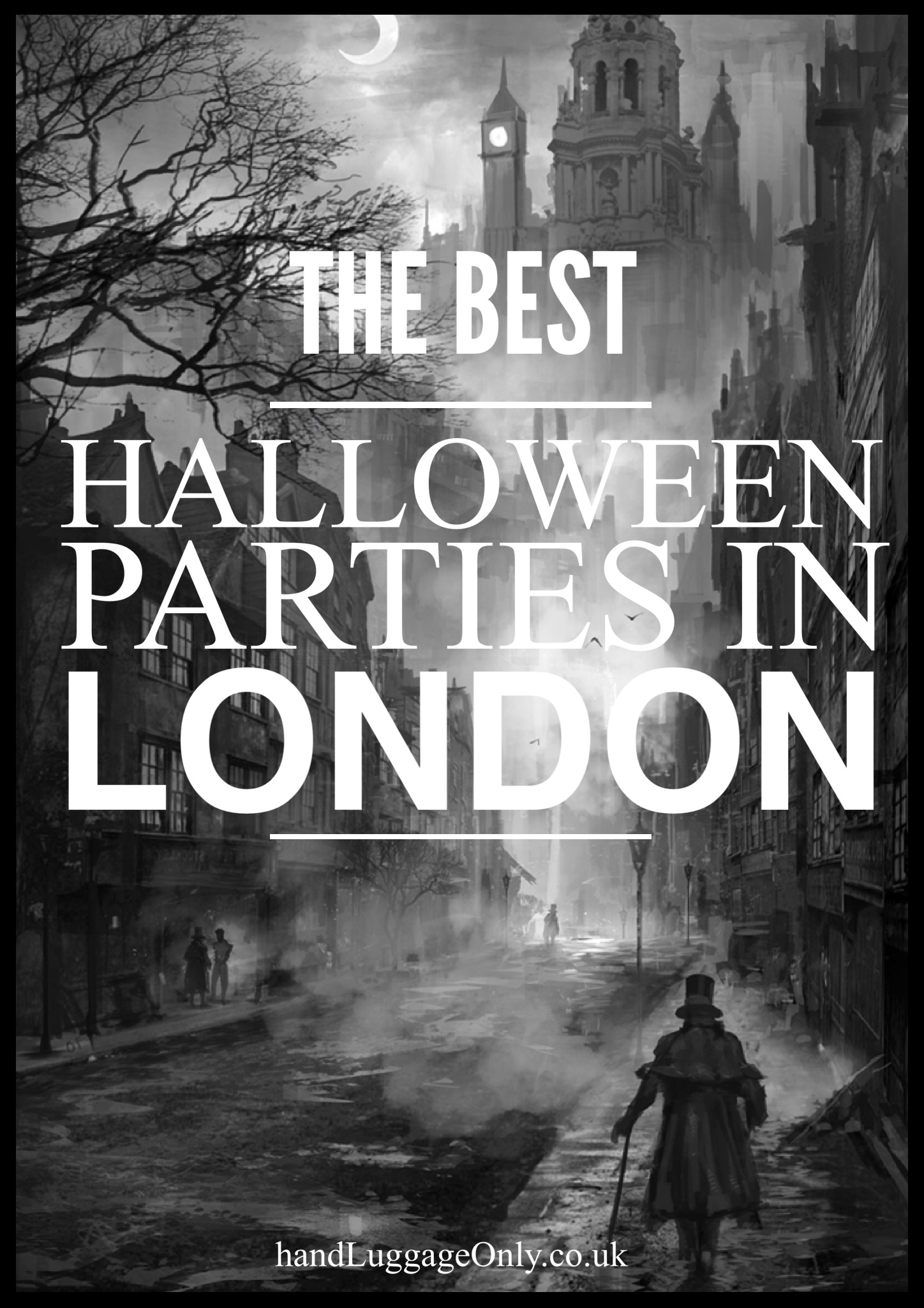 7 Must-Visit Spook-tacular Halloween Parties In London - Hand ...