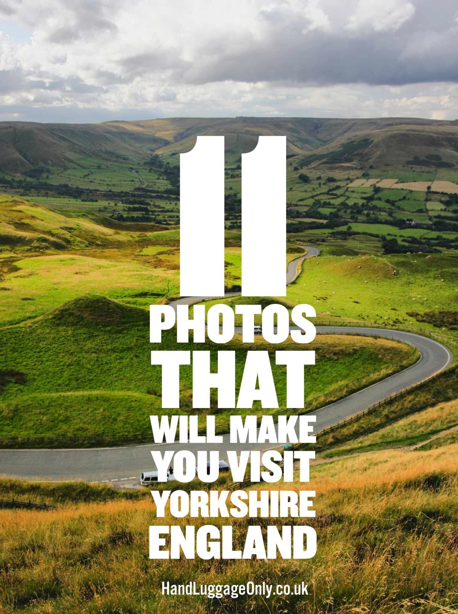 Things To see in Yorkshire UK