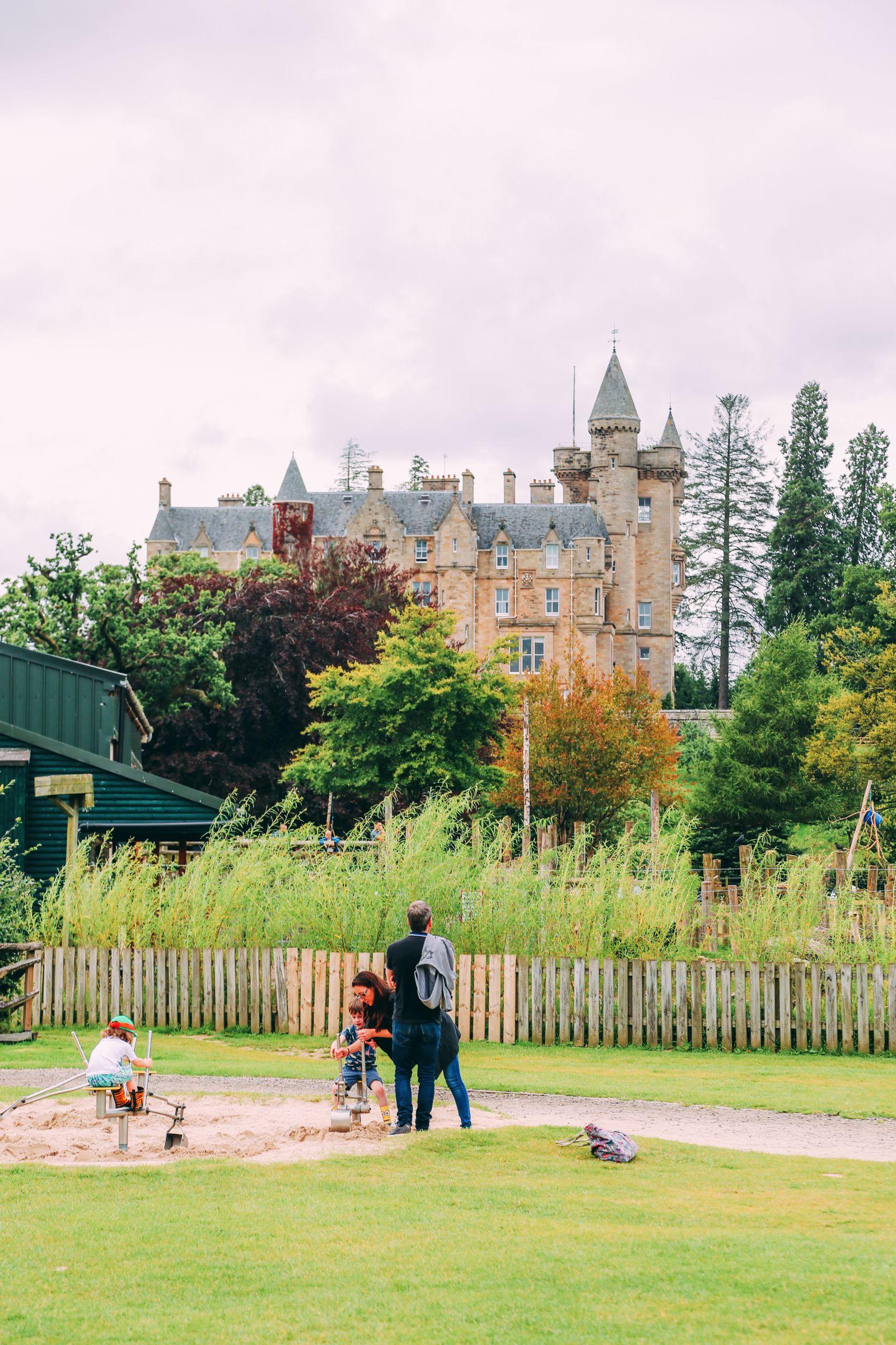 Safari In Scotland - The Photo Diary at Blair Drummond Safari and Adventure Park (39)