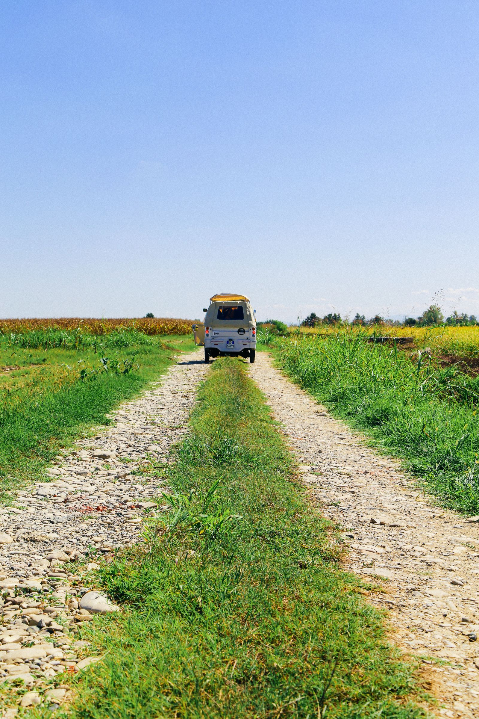 Photo Diary: Corn Fields And Open Roads... In Italy (2)