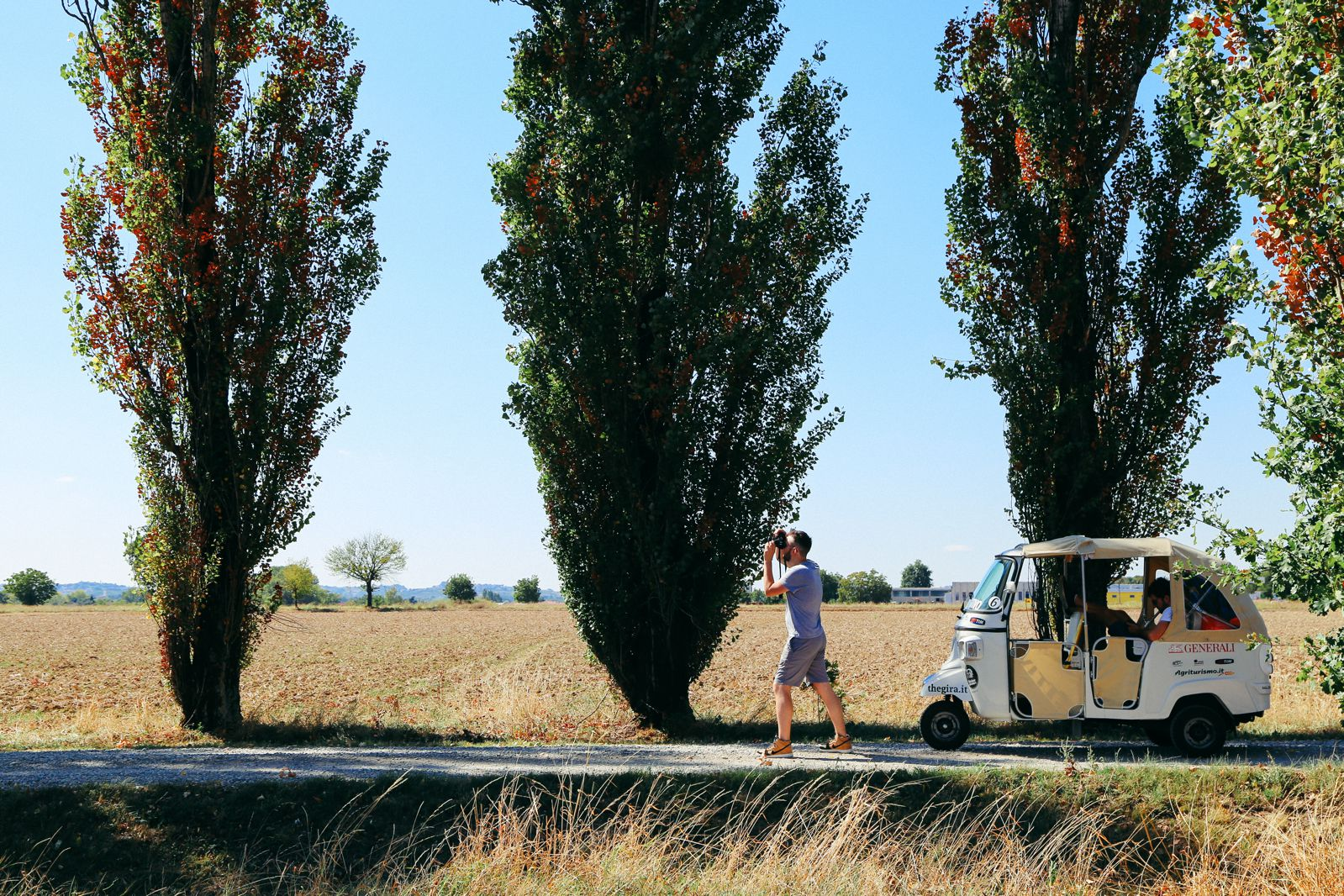 Photo Diary: Corn Fields And Open Roads... In Italy (8)