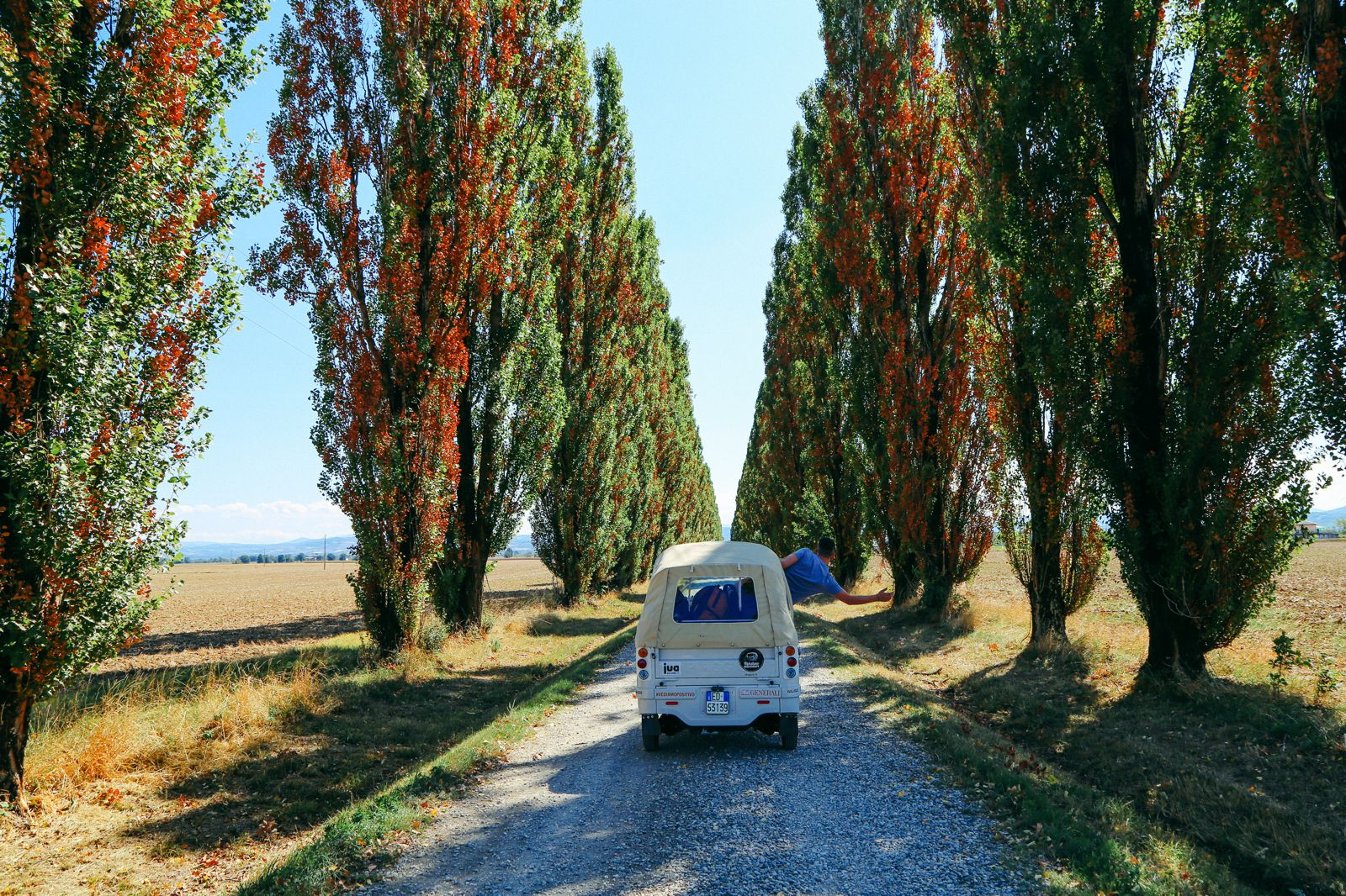 Photo Diary: Corn Fields And Open Roads... In Italy (10)