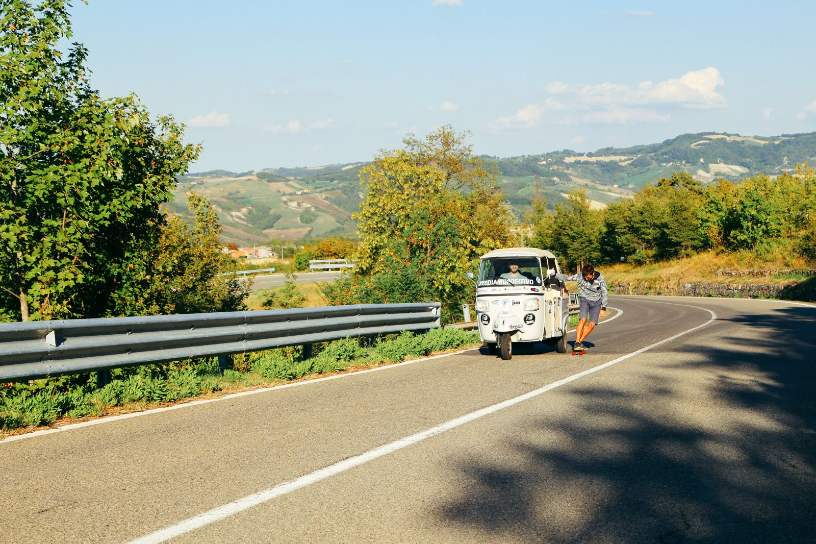 Photo Diary: Corn Fields And Open Roads... In Italy (20)