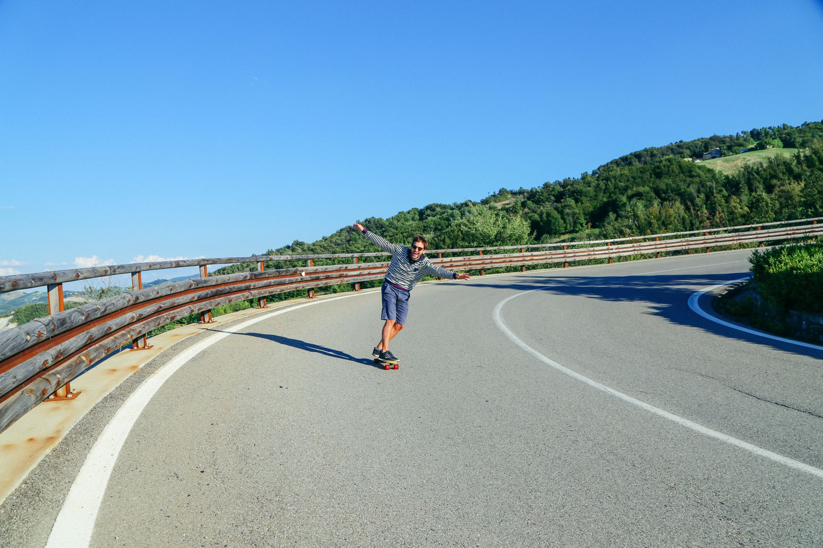 Photo Diary: Corn Fields And Open Roads... In Italy (21)