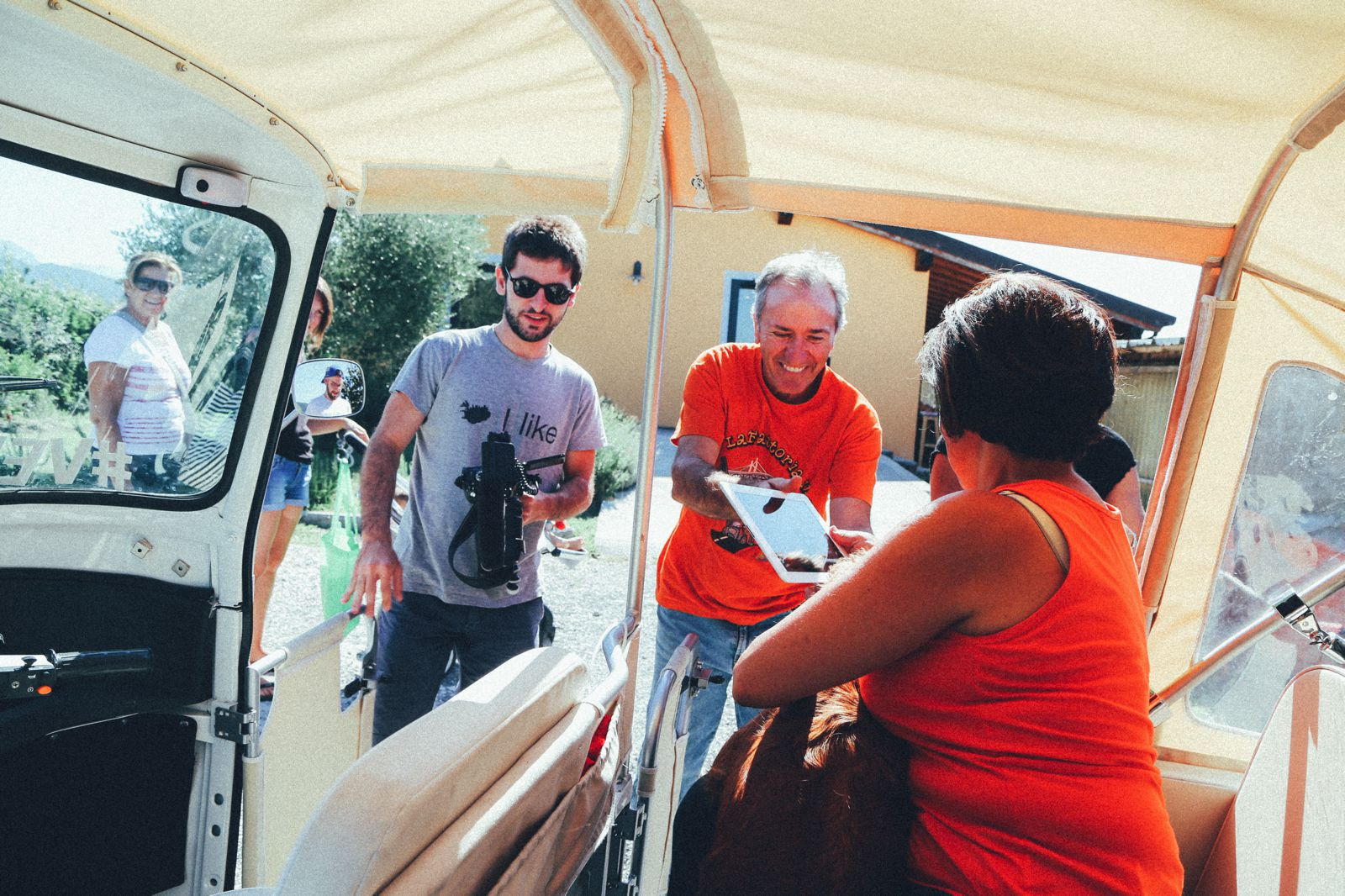 Cinque Terre To Pisa: Italy Road Trip On A Rickshaw (22)