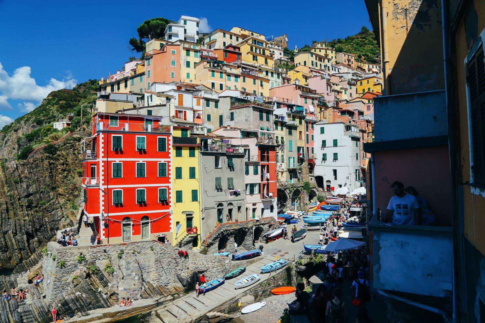Cinque Terre To Pisa: Italy Road Trip On A Rickshaw (37)