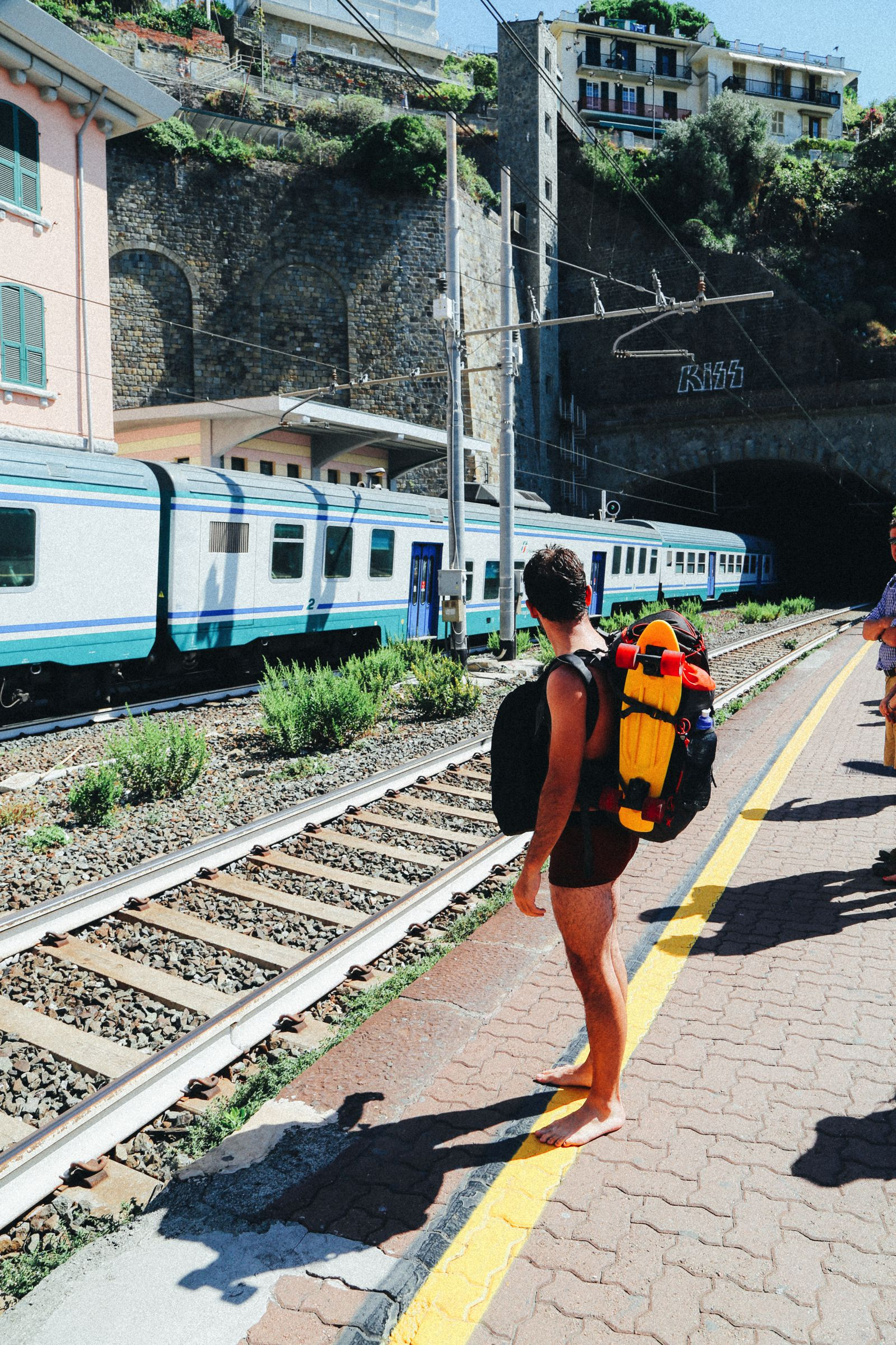 Cinque Terre To Pisa: Italy Road Trip On A Rickshaw (38)