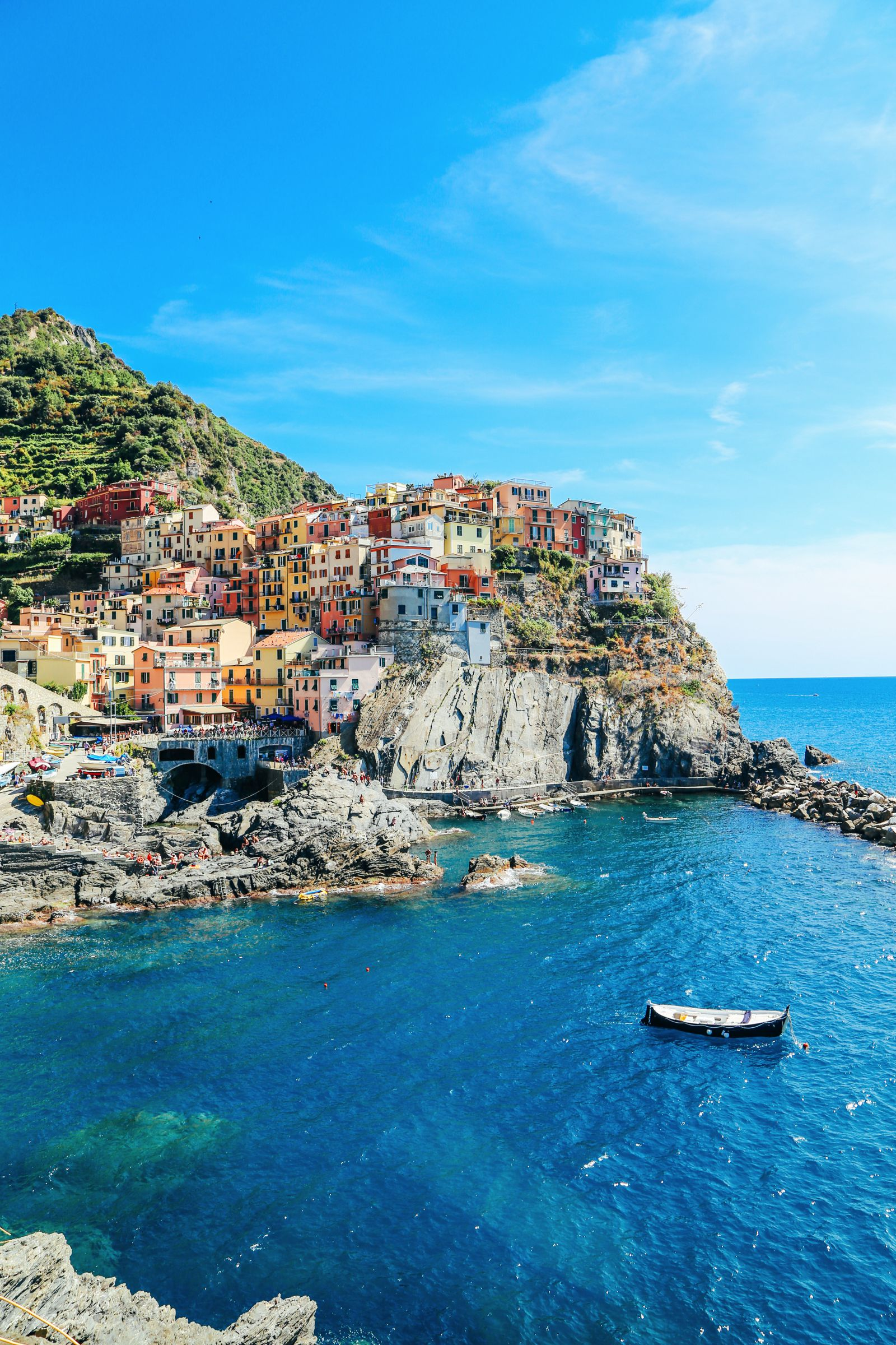 Cinque Terre To Pisa: Italy Road Trip On A Rickshaw (44)