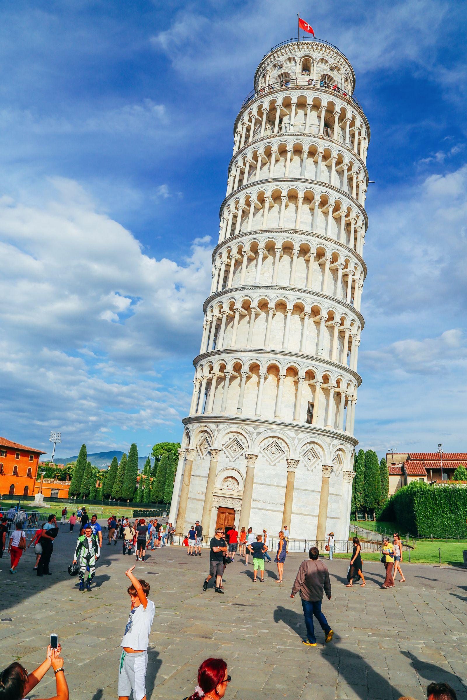 Cinque Terre To Pisa: Italy Road Trip On A Rickshaw (50)