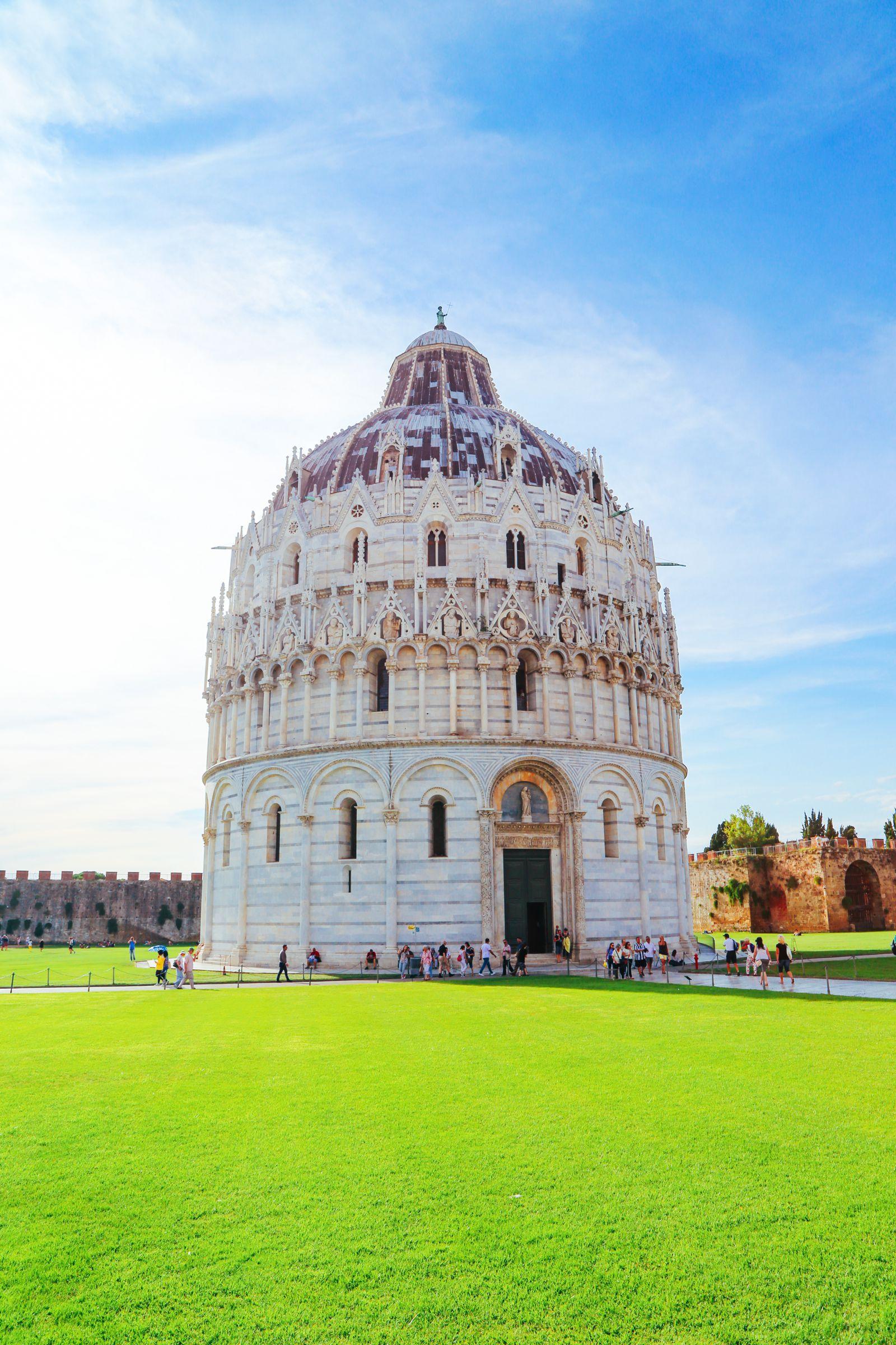 Cinque Terre To Pisa: Italy Road Trip On A Rickshaw (52)