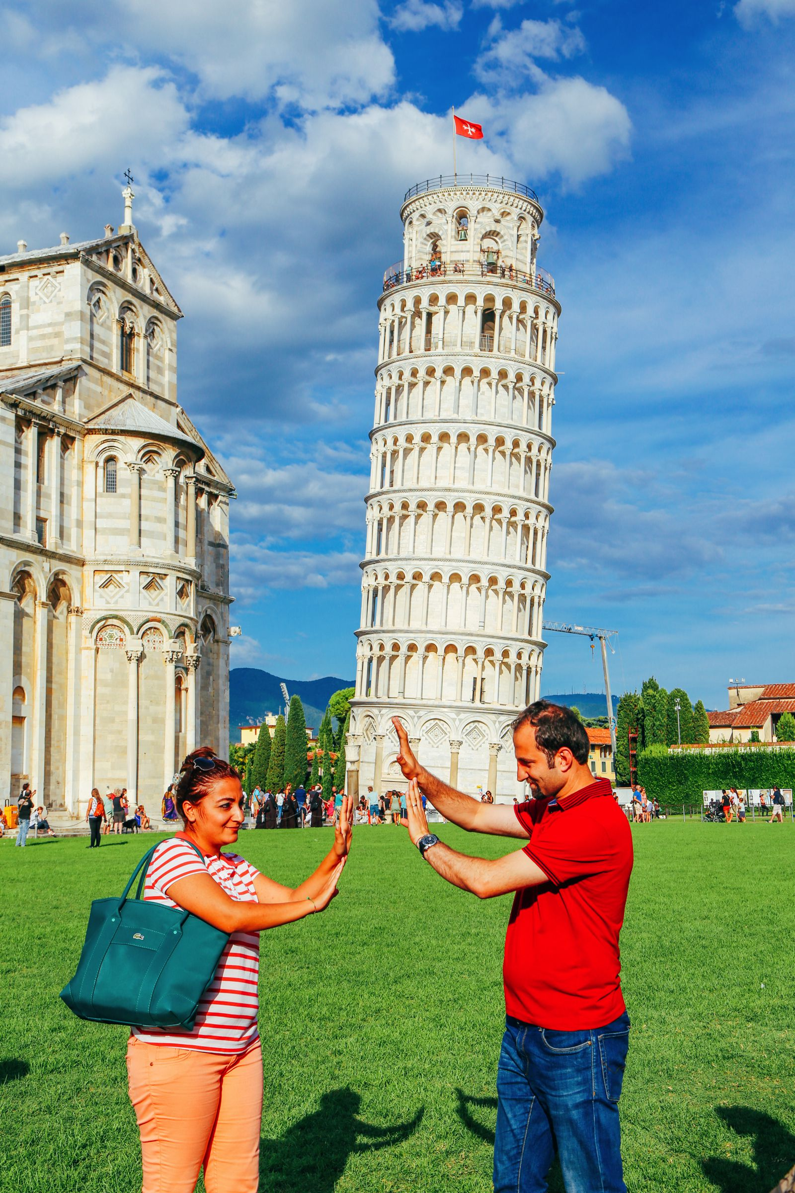 Cinque Terre To Pisa: Italy Road Trip On A Rickshaw (56)