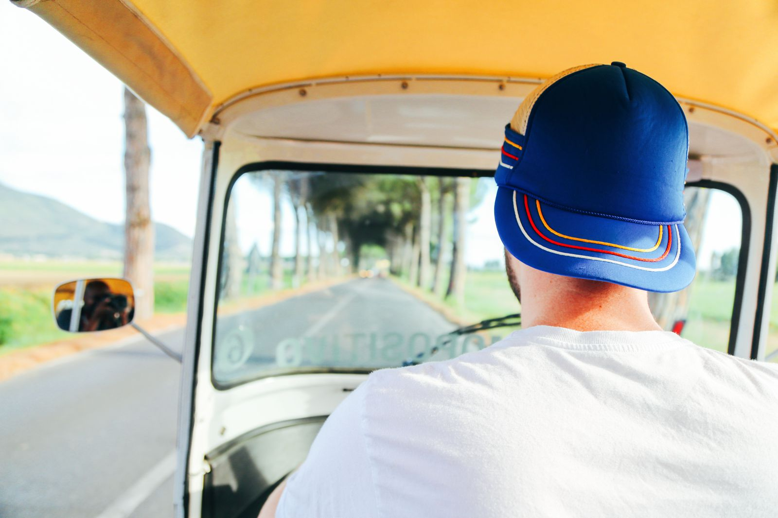 Cinque Terre To Pisa: Italy Road Trip On A Rickshaw (60)