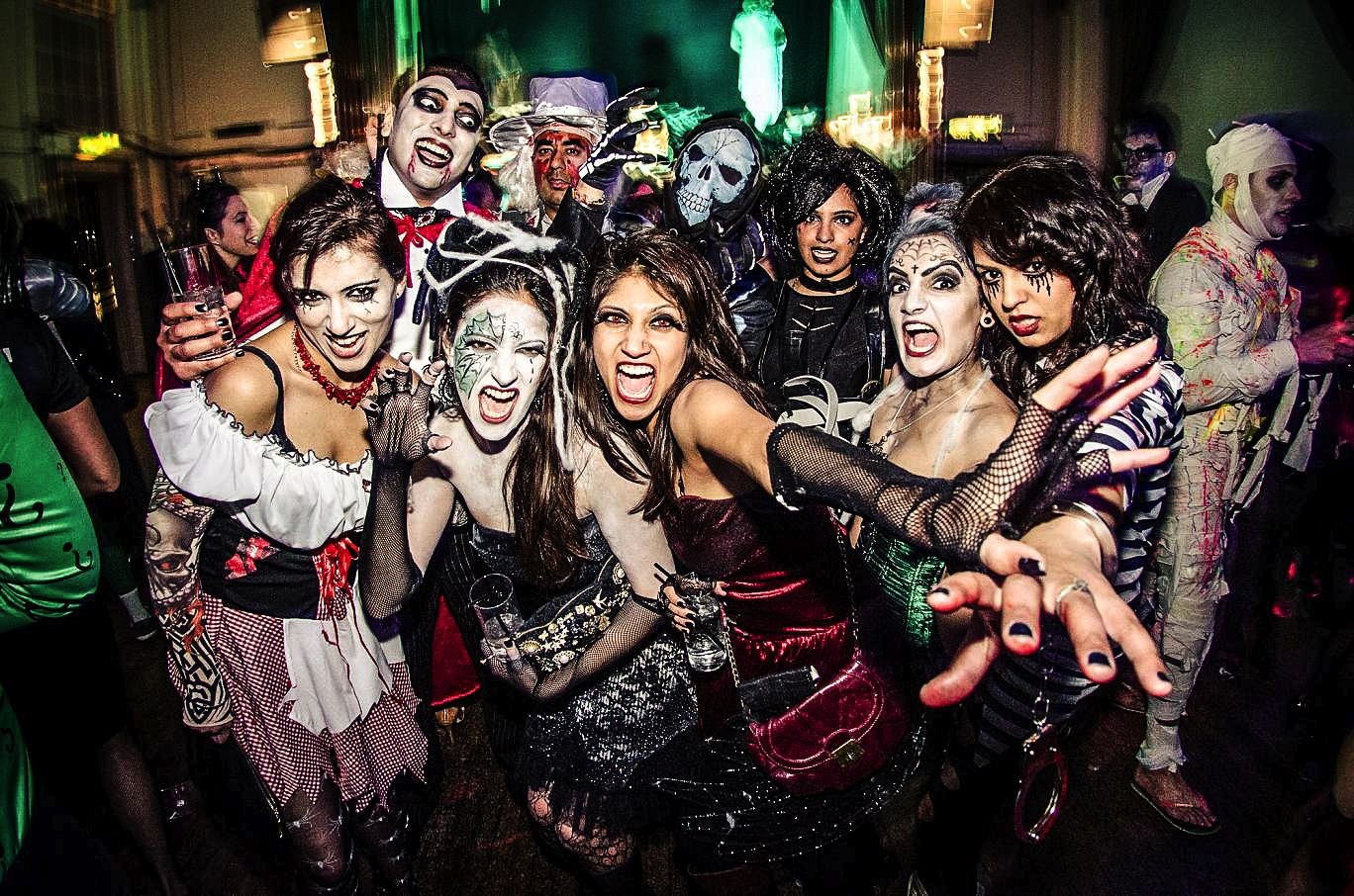 7 must visit spook tacular halloween parties in london hand - Minneapolis Halloween Events