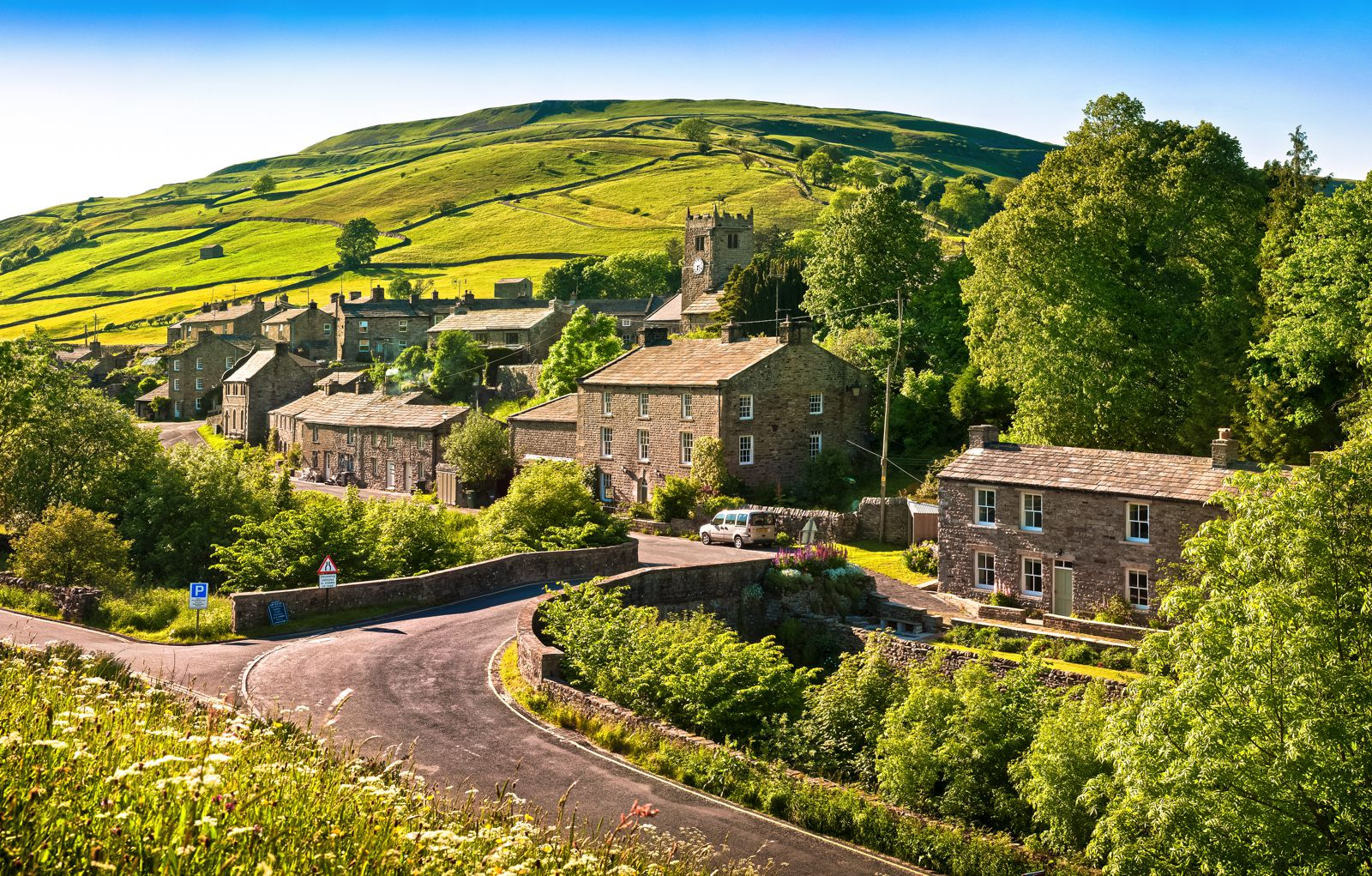 The Rolling Hills Of Yorkshire... 11 Photos That Will Make You Want To Visit Yorkshire! (3)