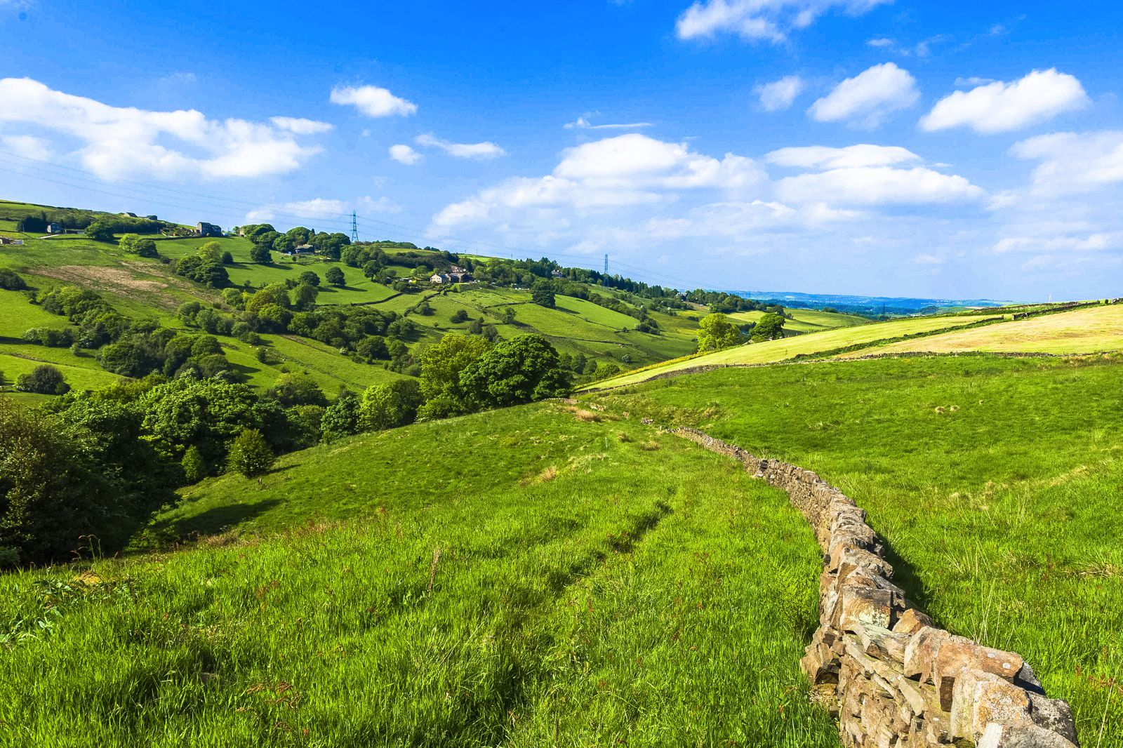 The Rolling Hills Of Yorkshire... 11 Photos That Will Make You Want To Visit Yorkshire! (9)