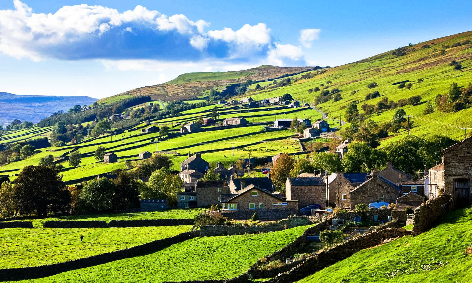 The Rolling Hills Of Yorkshire... 11 Photos That Will Make You Want To Visit Yorkshire! (11)