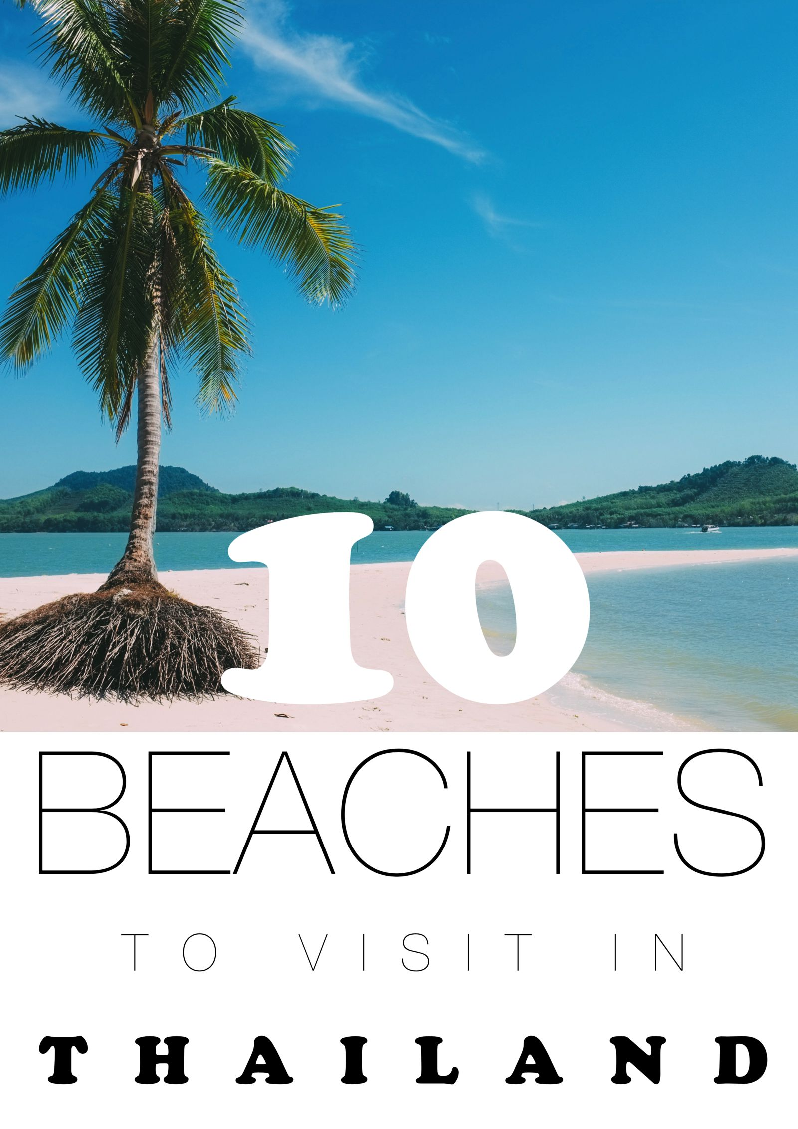 10 Beautiful Beaches You Have To Visit In Thailand