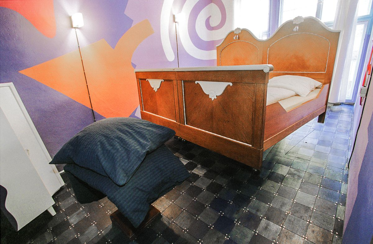 How To Stay In The Most Unusual Hotel In Berlin... Nay, The World! (5)