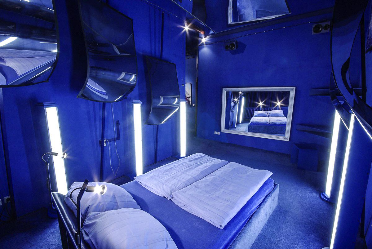 How To Stay In The Most Unusual Hotel In Berlin... Nay, The World! (14)