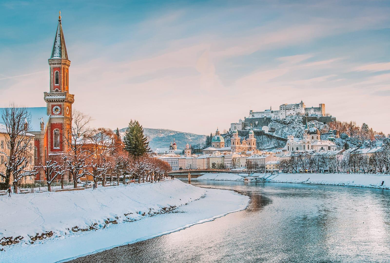 Winter Cities In Europe (9)