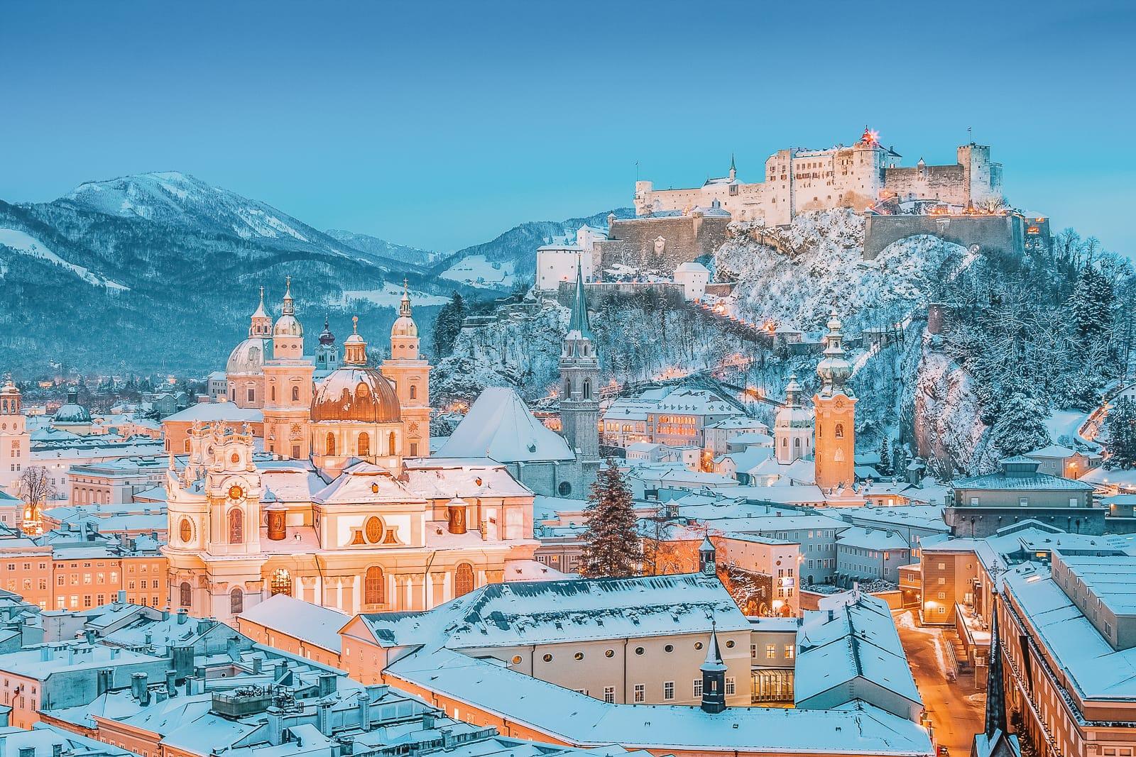 Winter Cities In Europe (7)