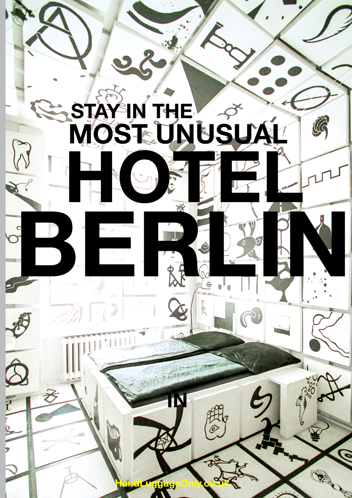 How To Stay In The Most Unusual Hotel In Berlin... Nay, The World! (1)