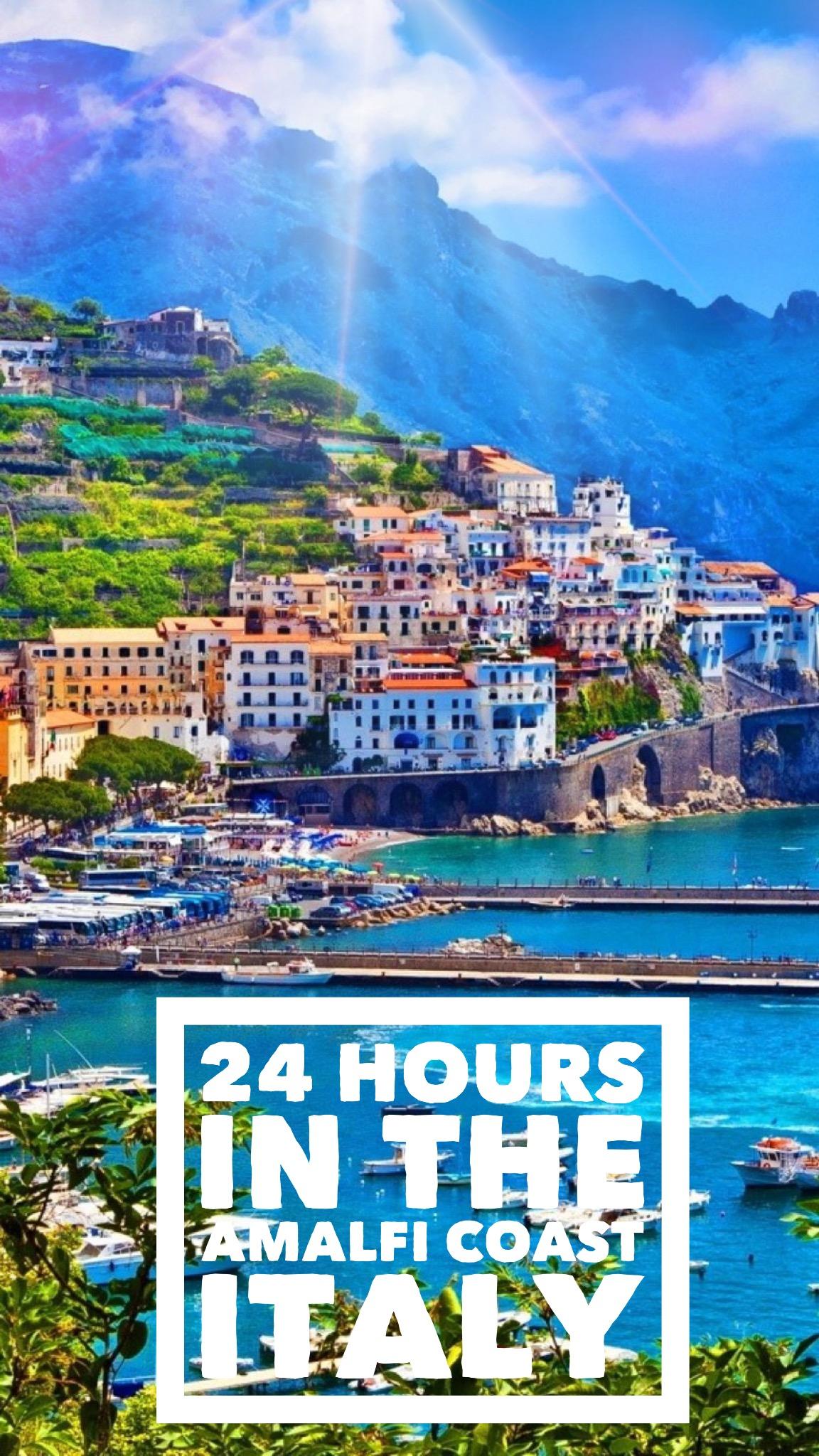 Amalfi coast pinterest