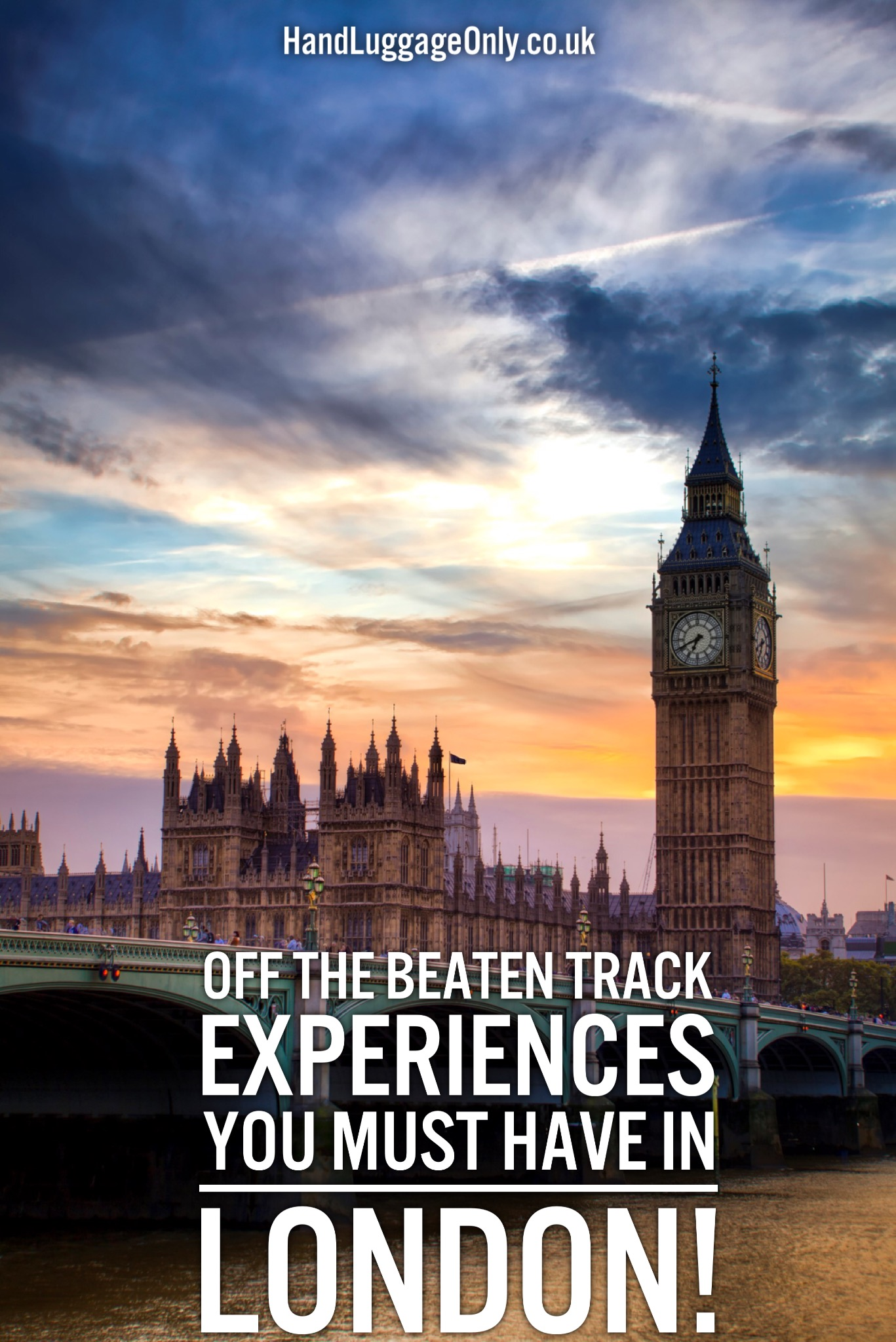 off the beaten path experiences to have in London