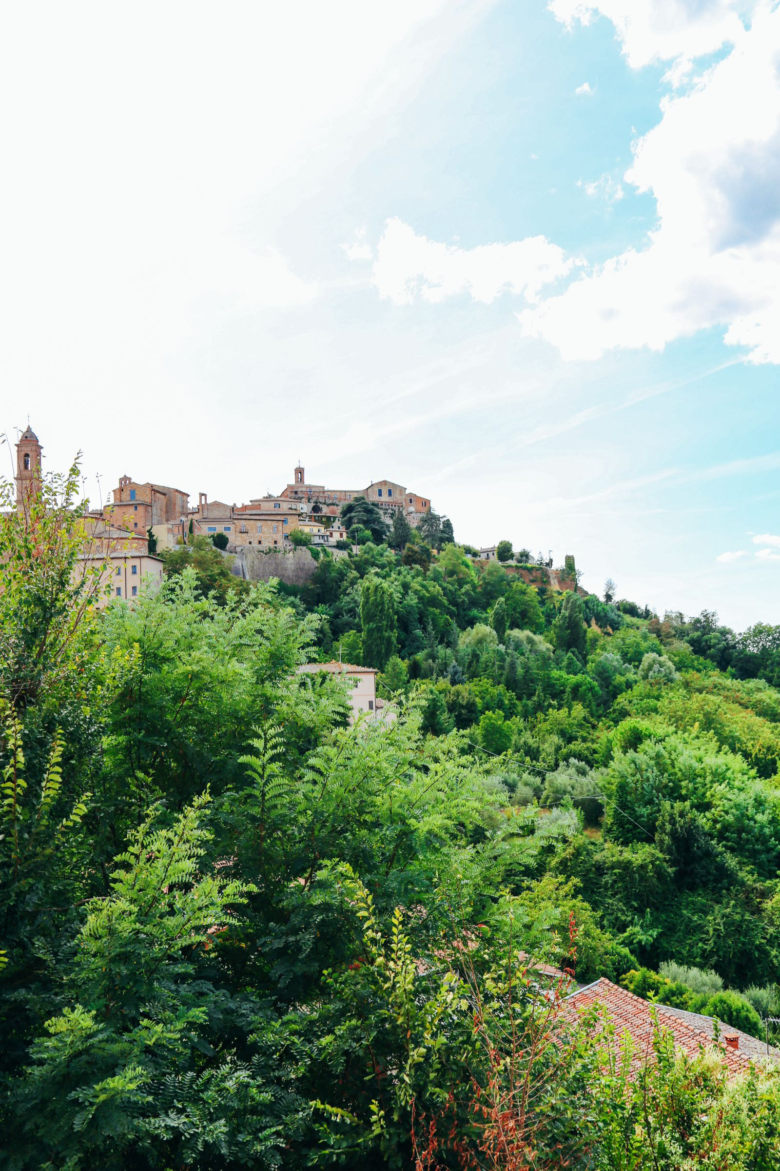 Montepulciano - The Italian Medieval Town In The Mountains... (3)