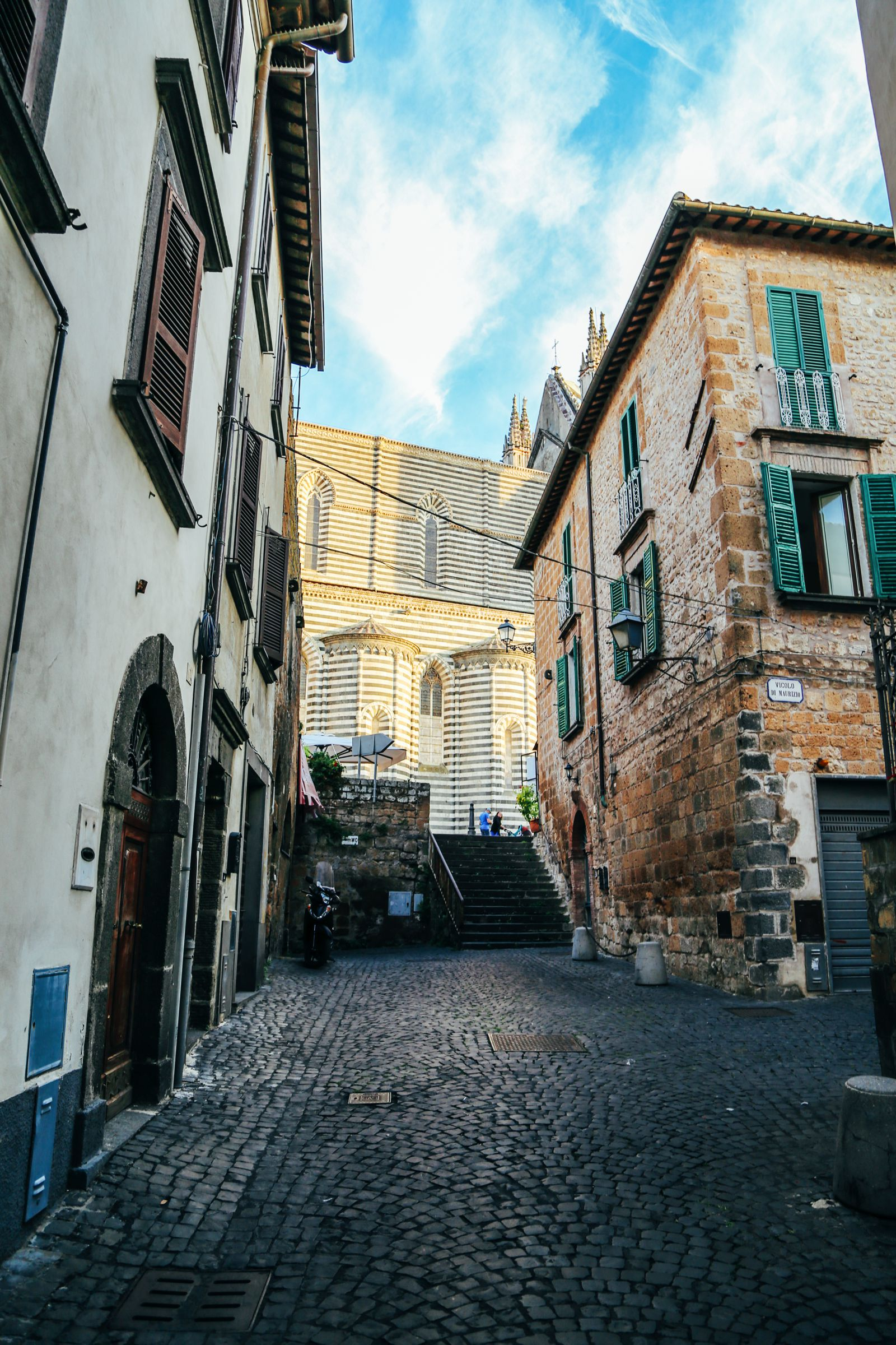 Orvieto - The Most Dramatic City In Europe (1)